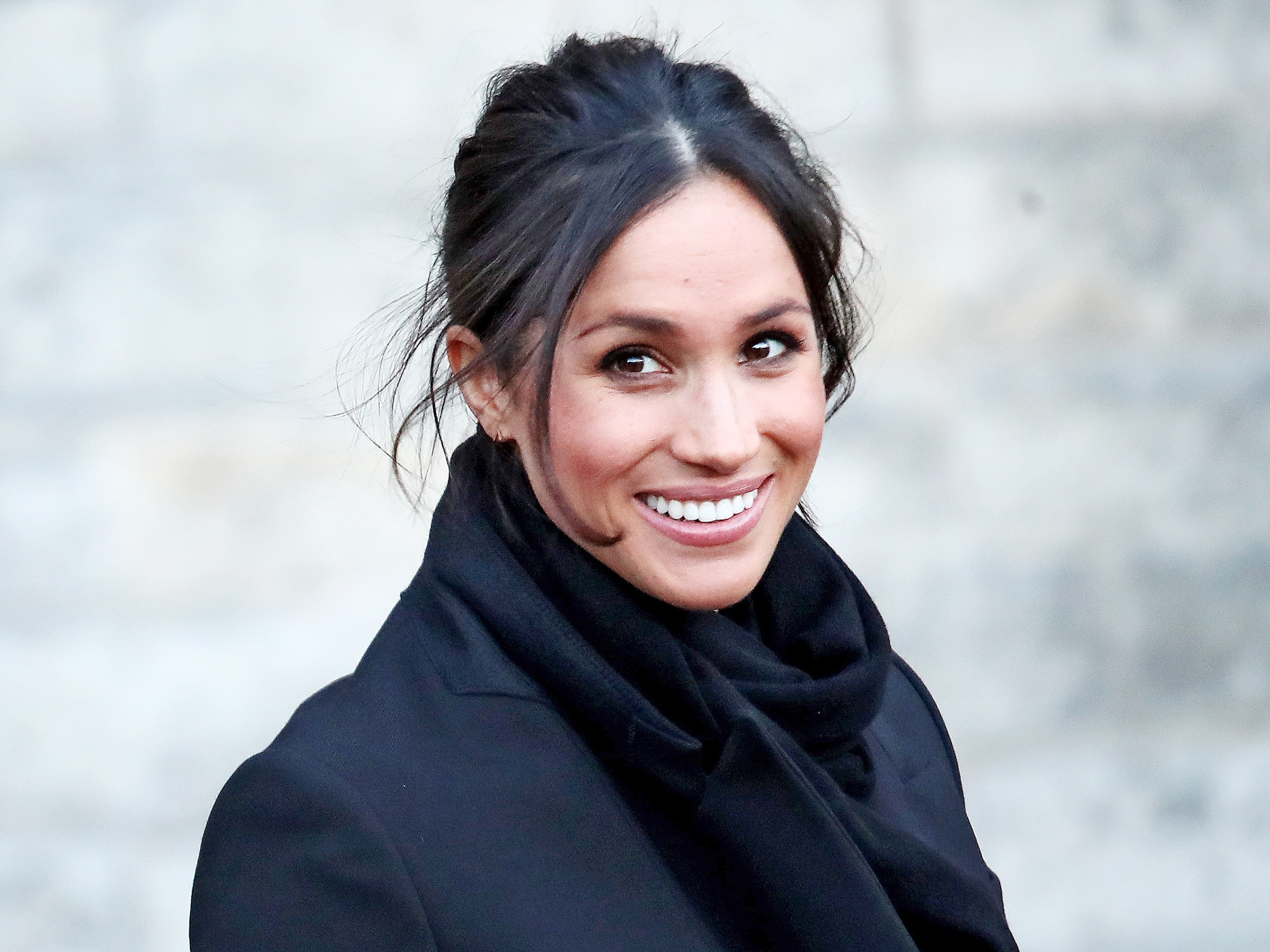 Watch 8-Year-Old Meghan Markle Pretend To Be a Queen in a Home Movie