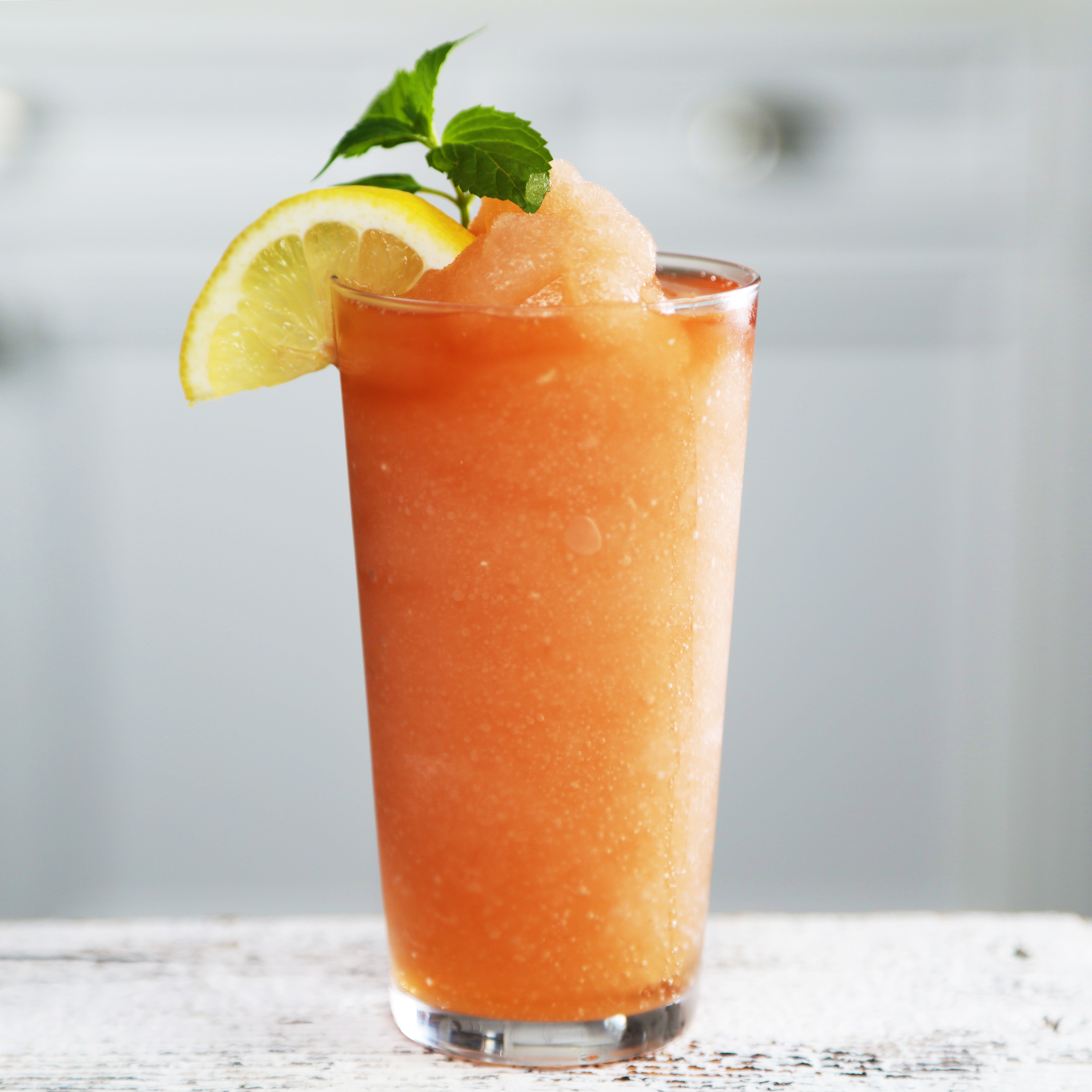 Sweet Tea-Vodka Slushee image