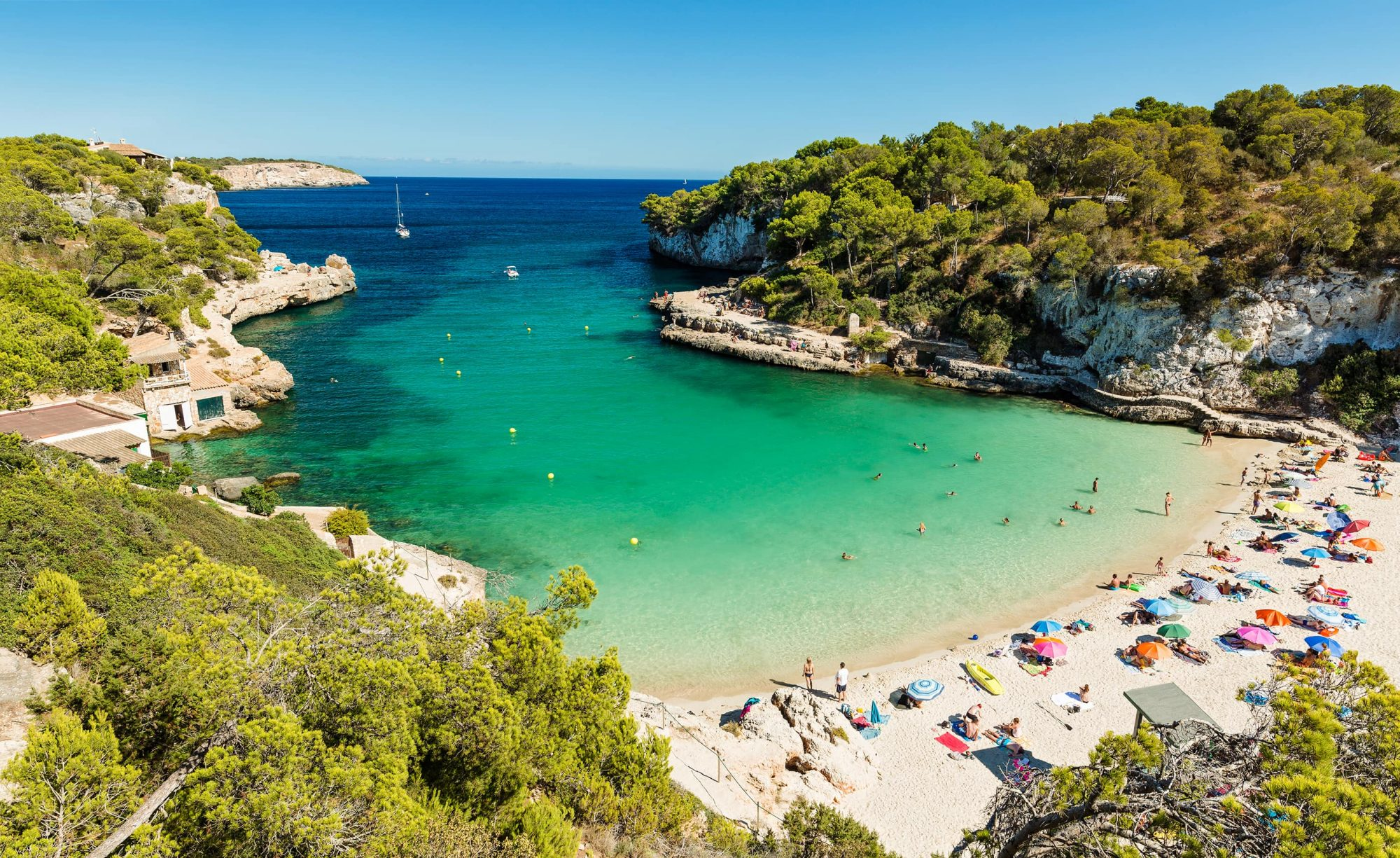 Mallorca, Spain is one of the best places to travel in 2018
