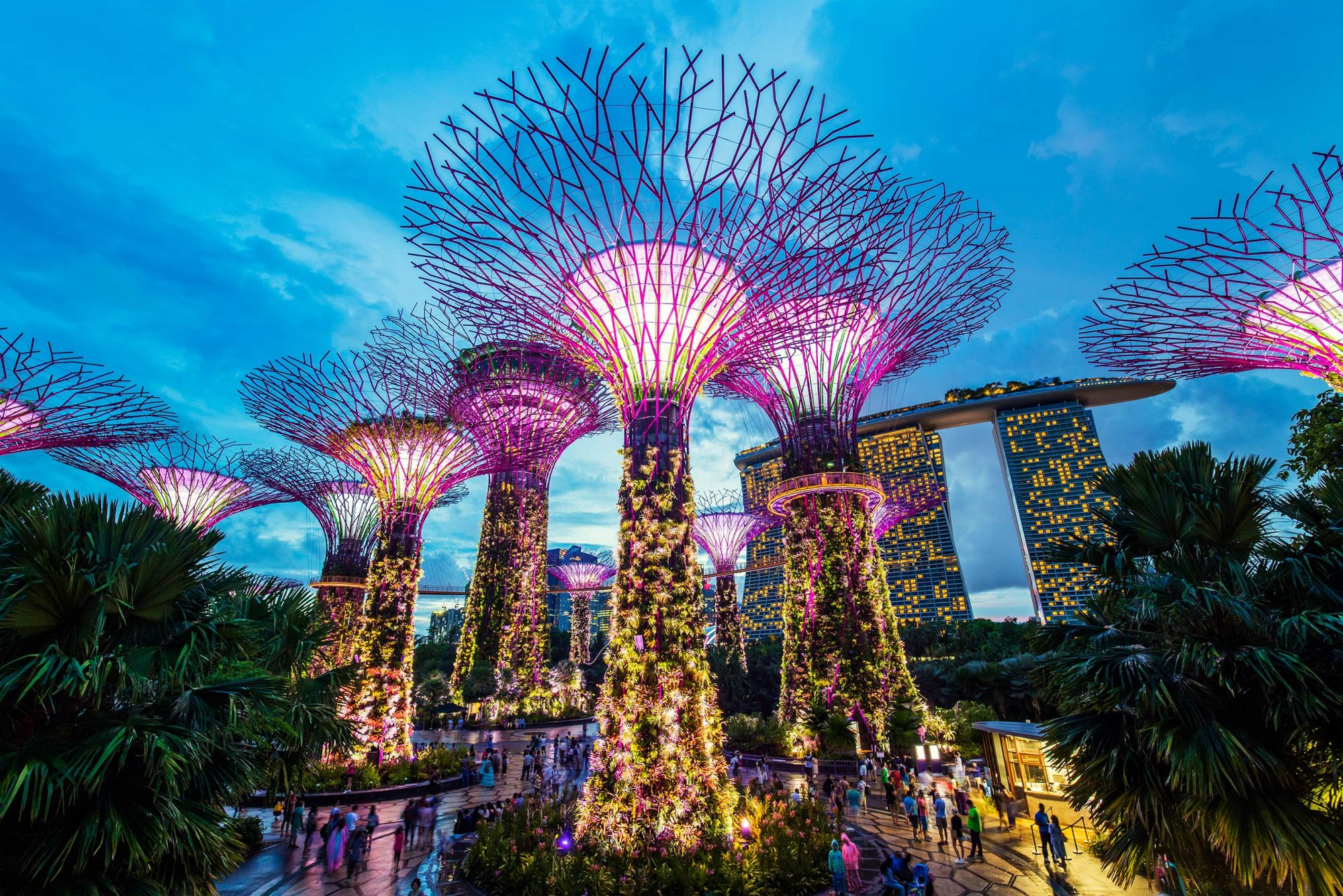 Singapore is one of the best places to travel in 2018