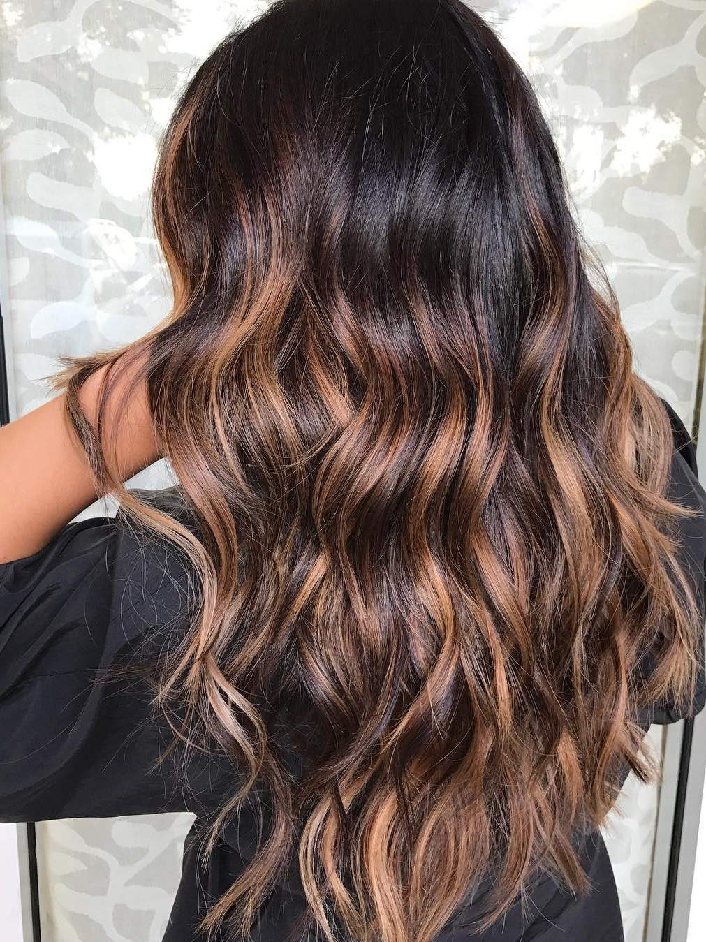These 3 Hair Color Trends Are About to Be Huge for Brunettes 8a372547b9a702e873ff22ff0eb0a6b9