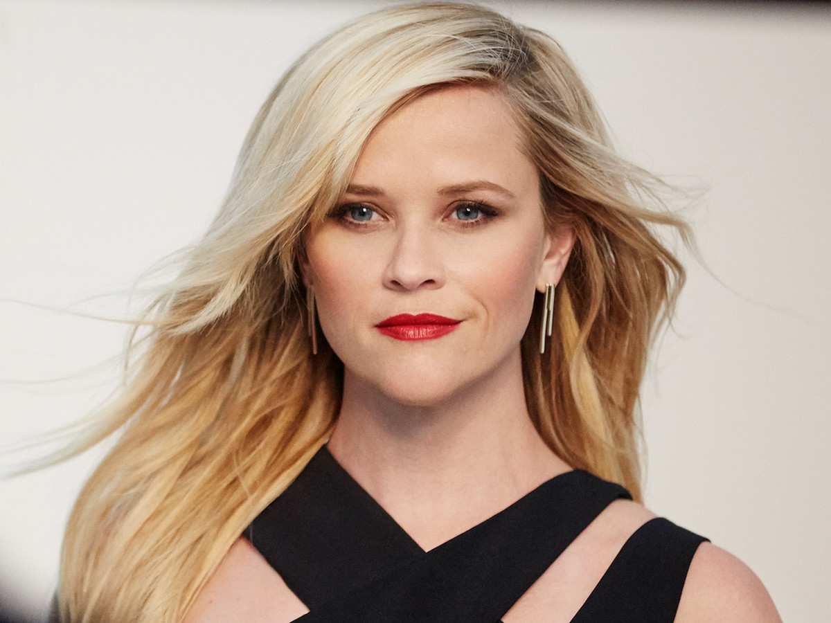 There's a Hidden Meaning Behind Reese Witherspoon's Favorite Lipstick Shade BTS%20Close%20Up%20-%20Reese%20Witherspoon%20-%20March%20On