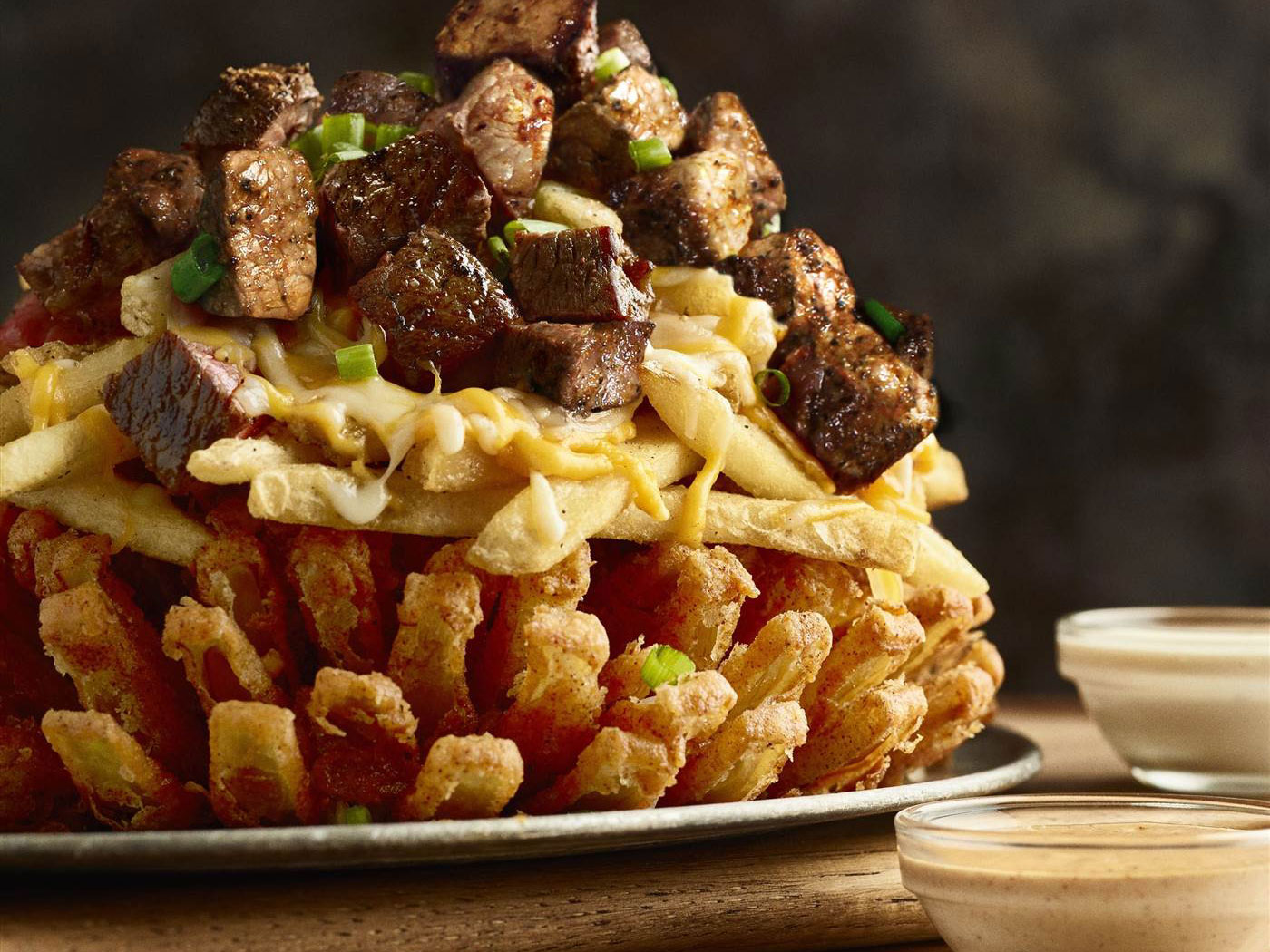 The New Bloomin' Onion at Outback Has Around 3,500 Calories