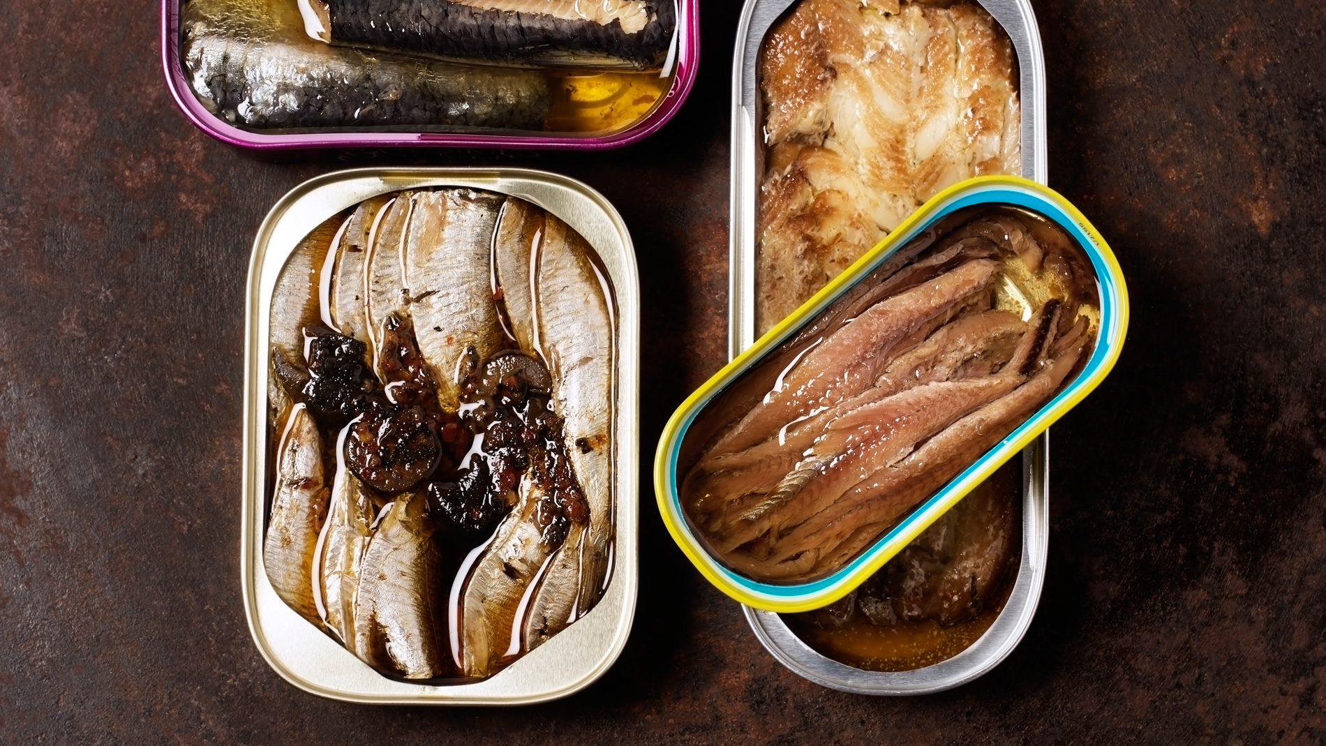 9 Foods That (Almost) Never Go Bad