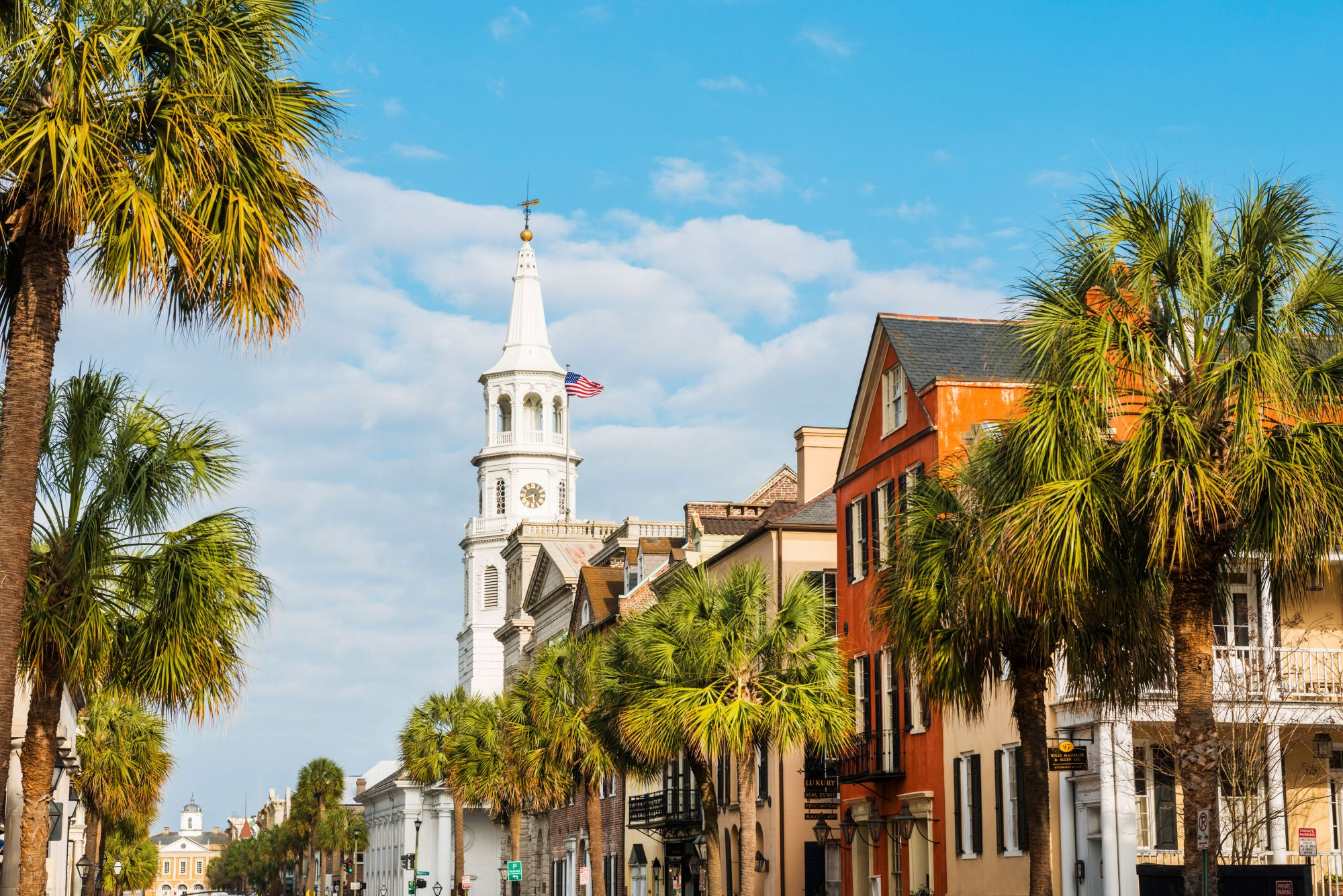 Charleston, South Carolina- The Holy City