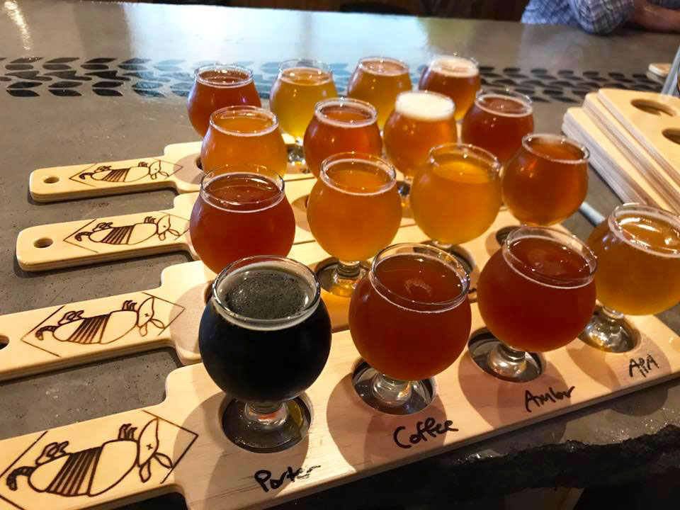 Oklahoma: Dead Armadillo Craft Brewing