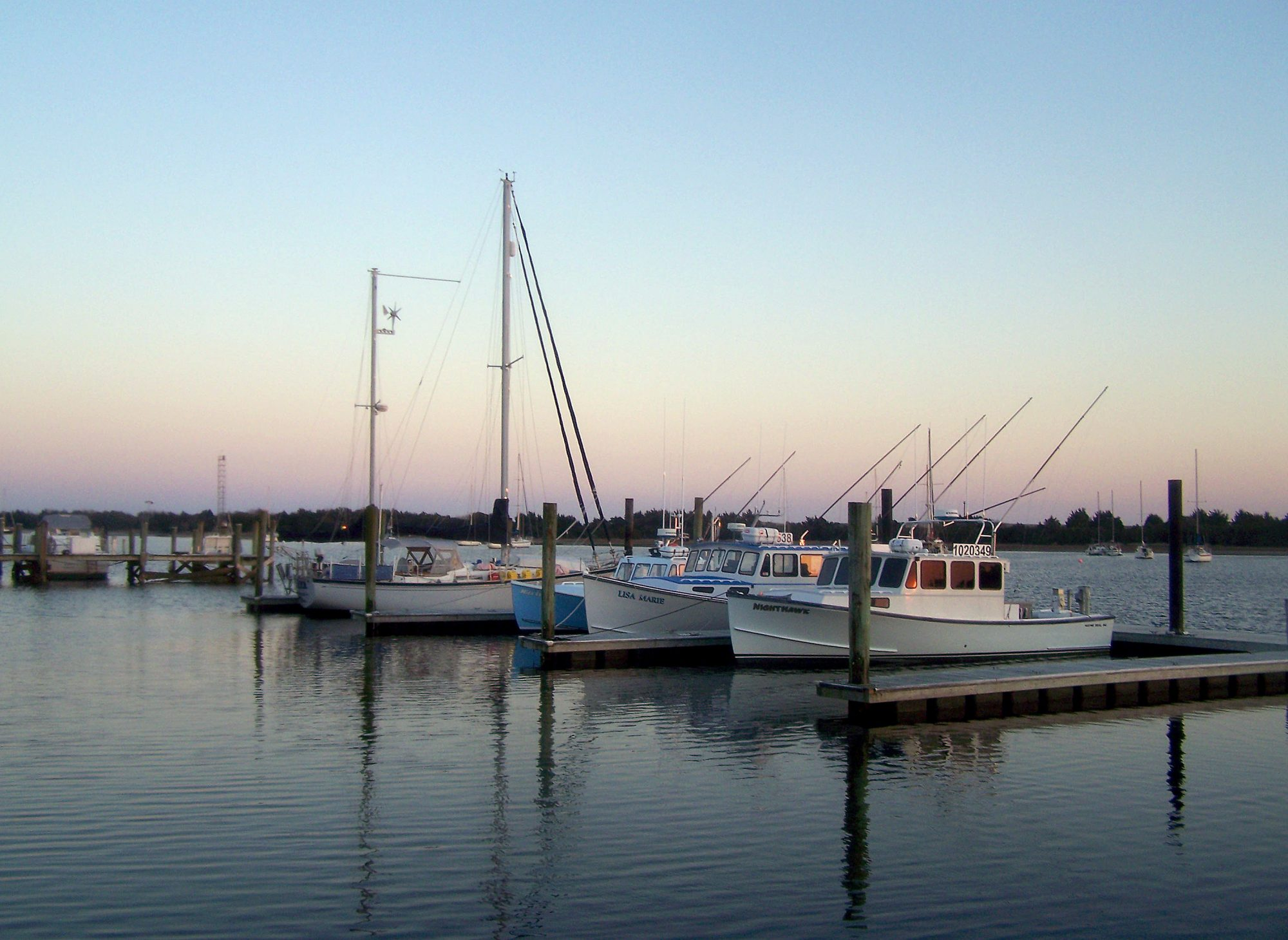 16. Beaufort, North Carolina