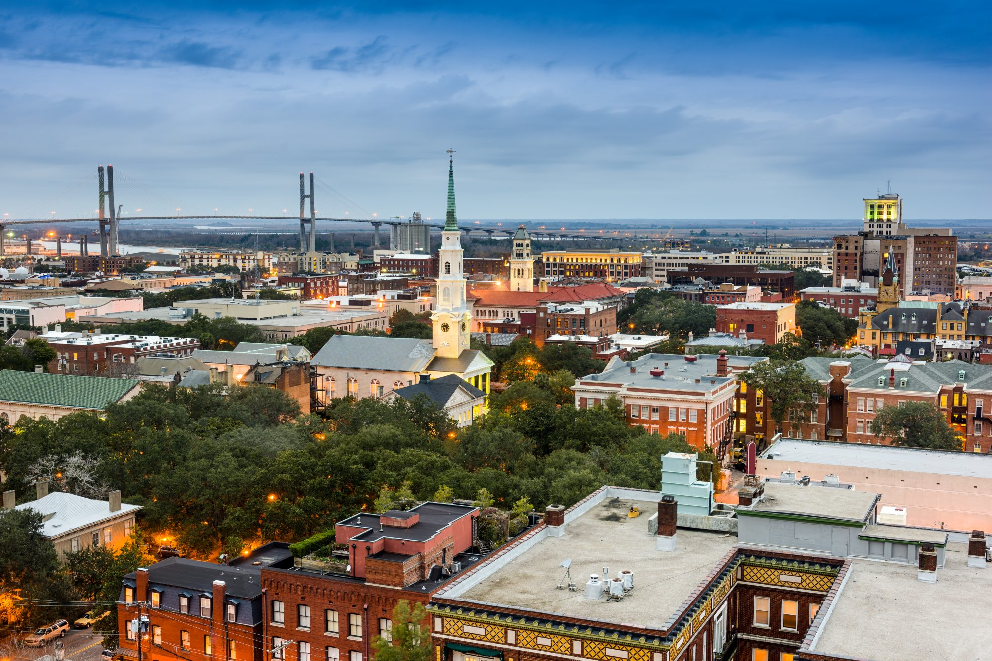 7. Savannah, Georgia