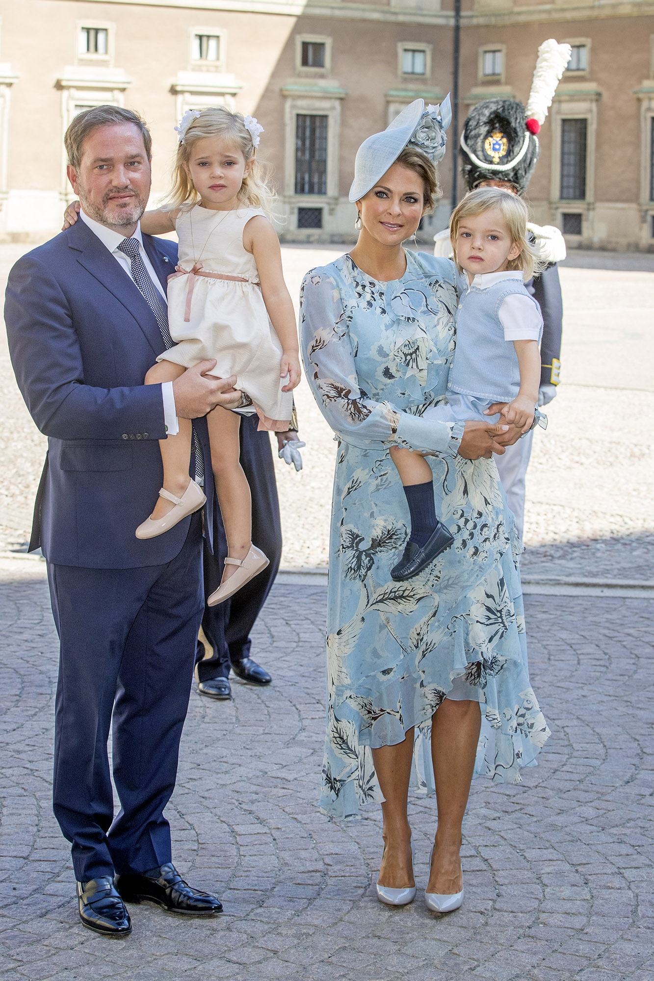 See the First Photo of the New Swedish Royal Baby Princess! gettyimages-814218100