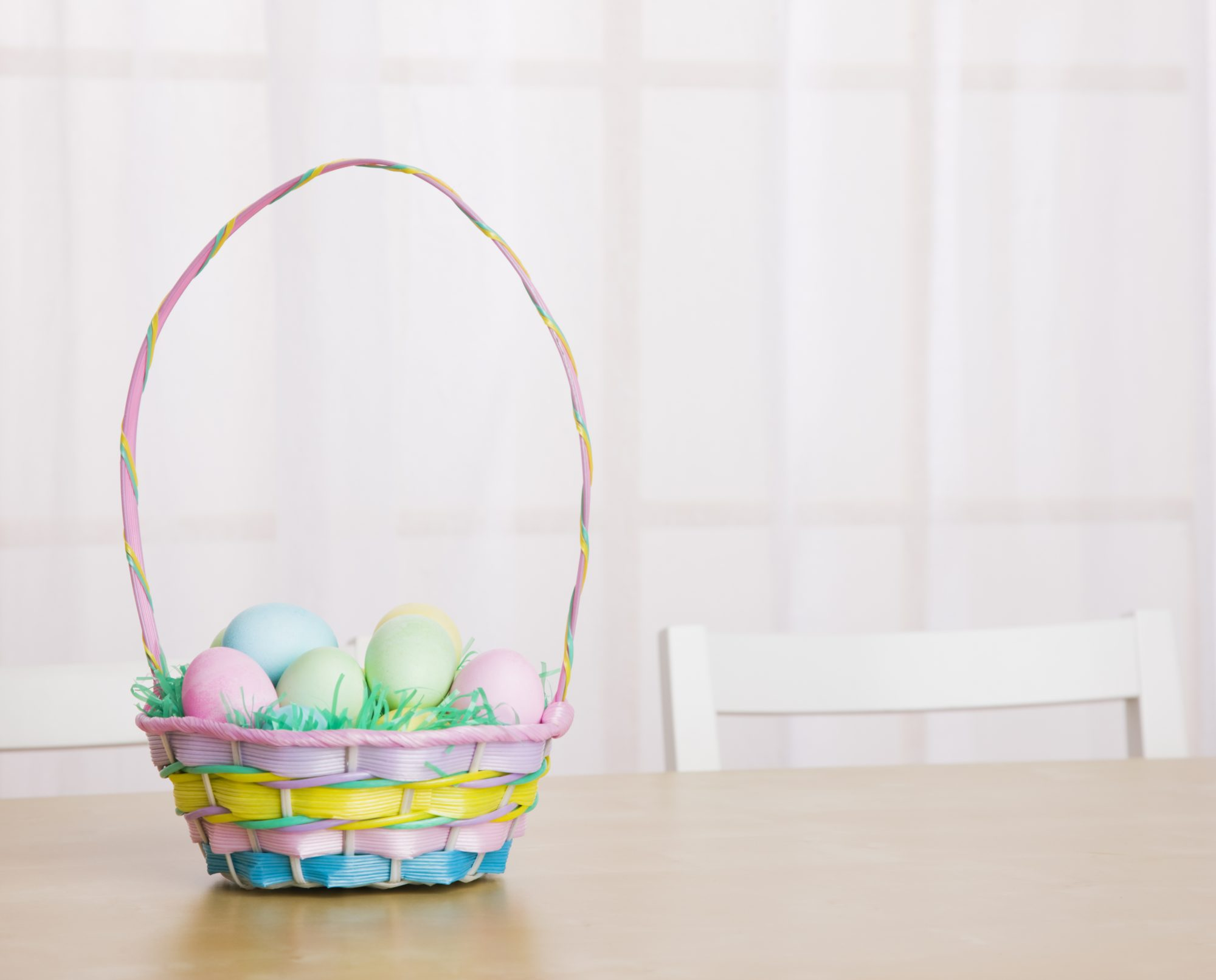 Southern Living History of the Easter Basket