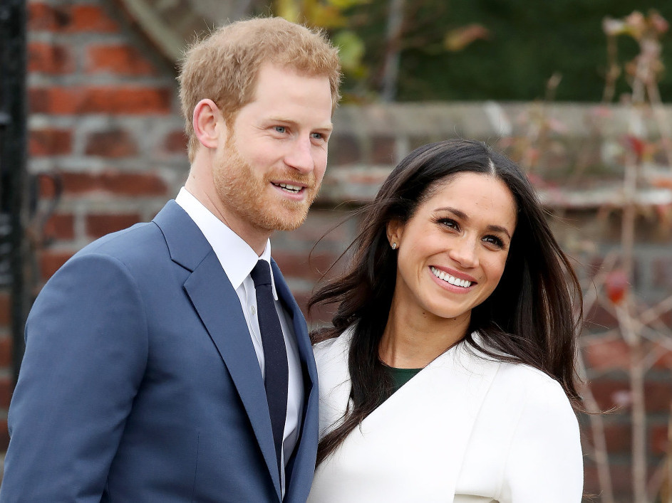 Why Prince Harry and Meghan Markle Won't Have a Prenup harry-meghan-17