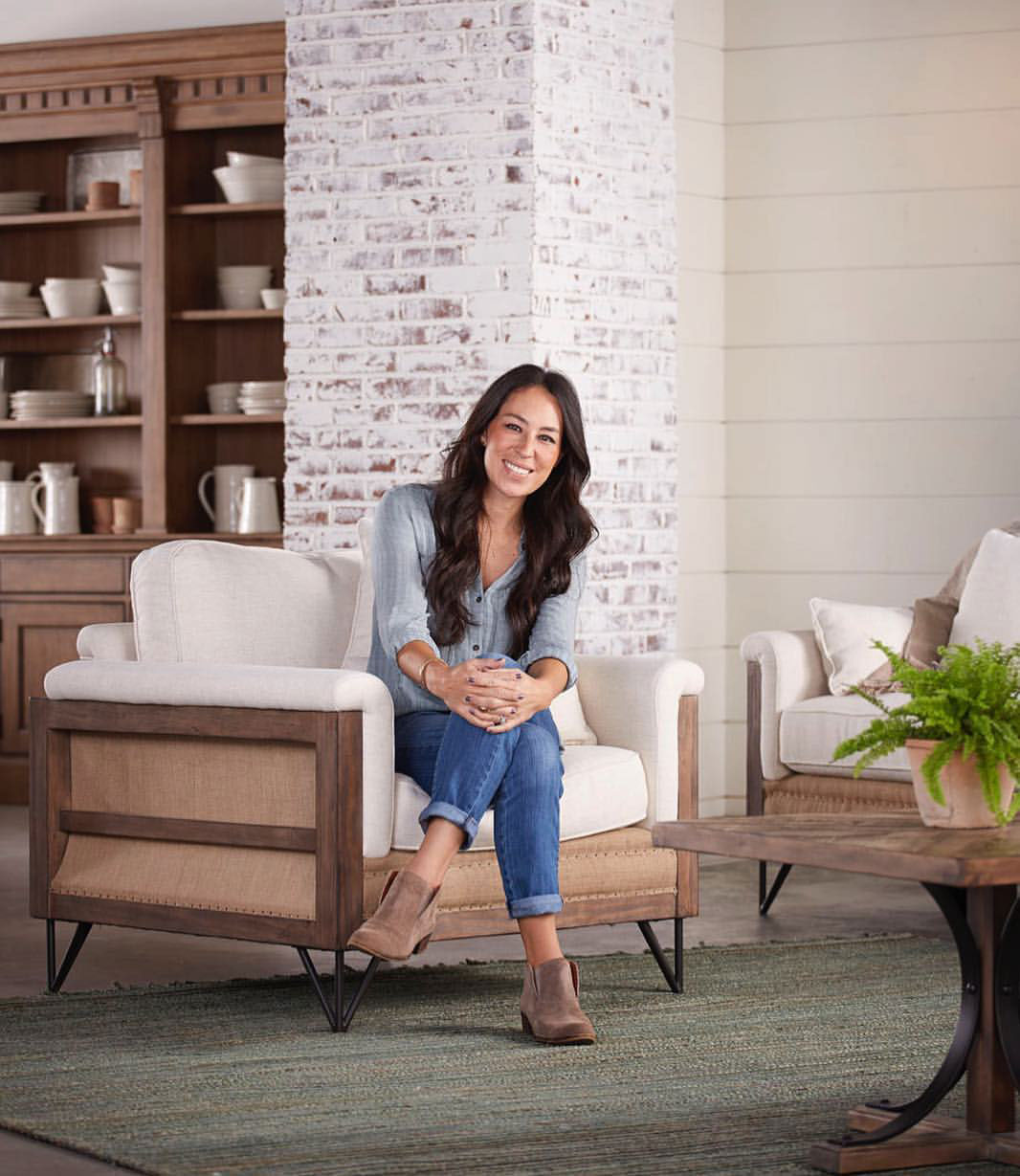 Joanna gaines launches paint line with ace hardware southern living