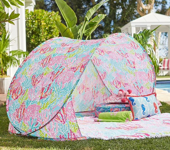 Pottery Barn Kids Teams Up with Lilly Pulitzer for Ultra Chic (and Fab!) Collection