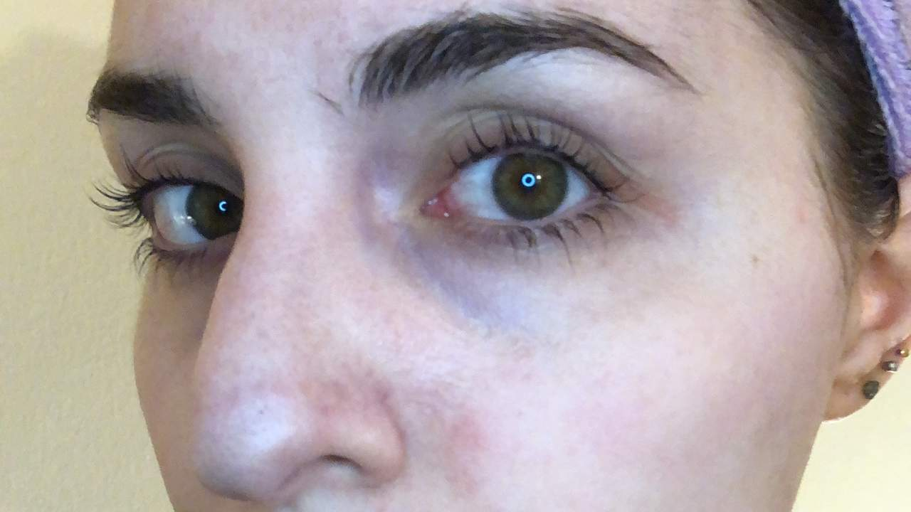 I Tried a Lash Tint and Lift—and It Gave Me The Lashes of My Dreams