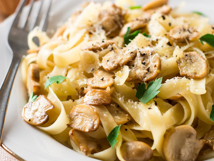Eating Pasta Is Linked to Weight Loss, According to a New Study