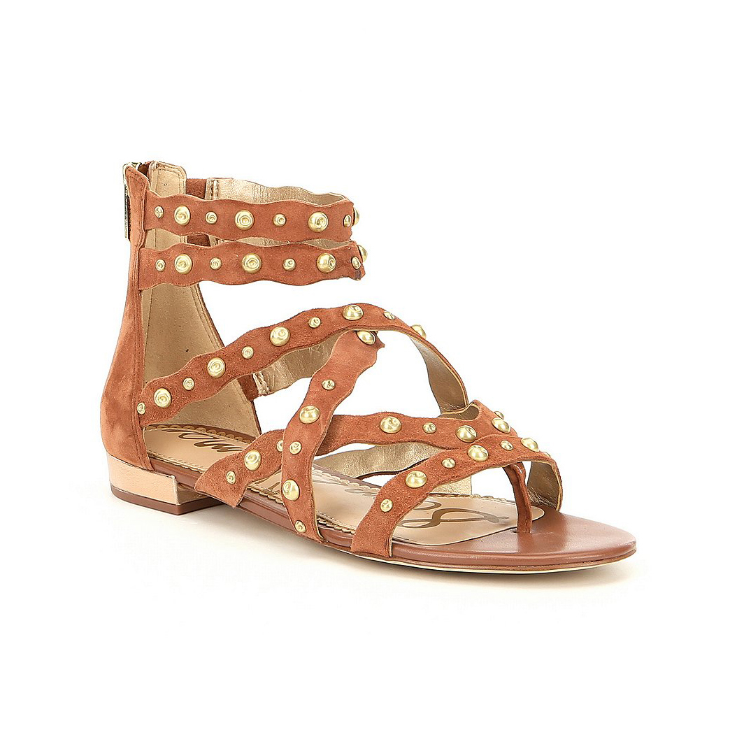 Sam Edelman Daya sandal in Terracotta Brown