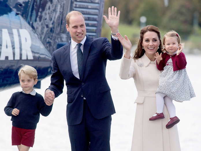 The Most Popular Baby Names of 2018 Are Totally Inspired by the Royals