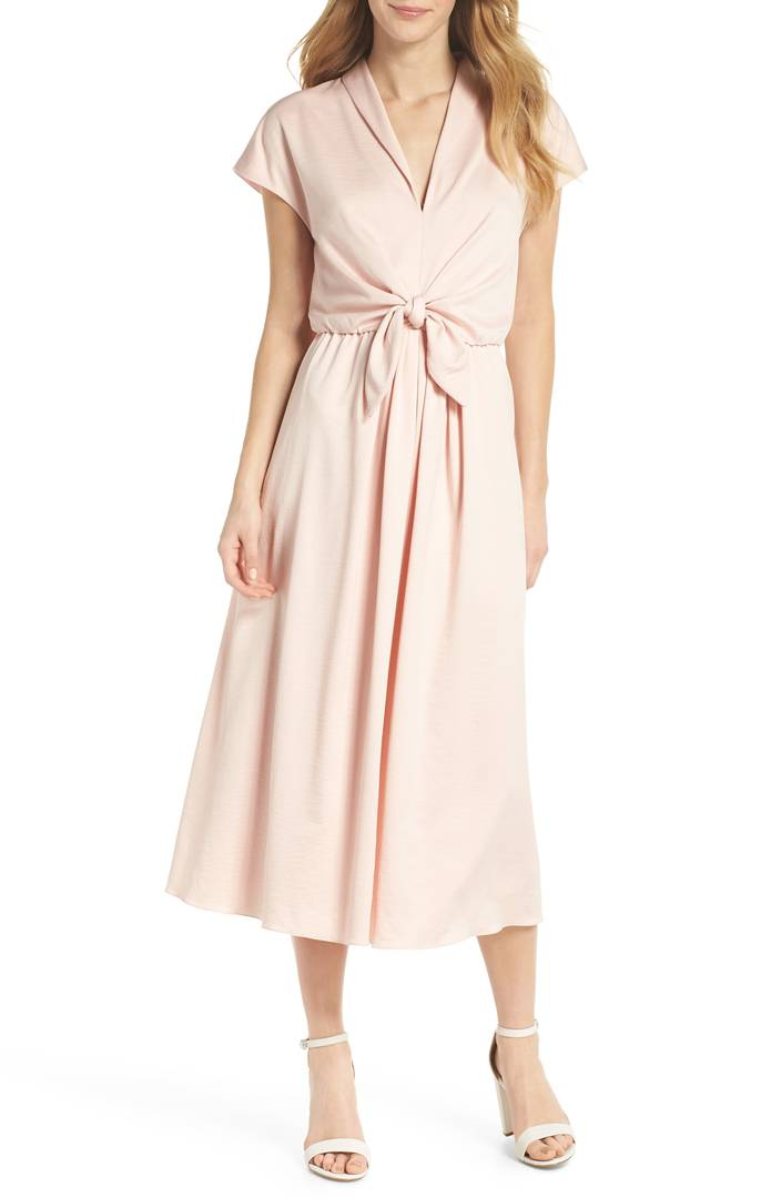 Gal Meets Glam Collection Midi Dress