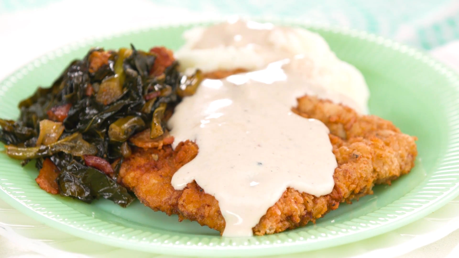 Classic country fried steak recipe southern living forumfinder Choice Image