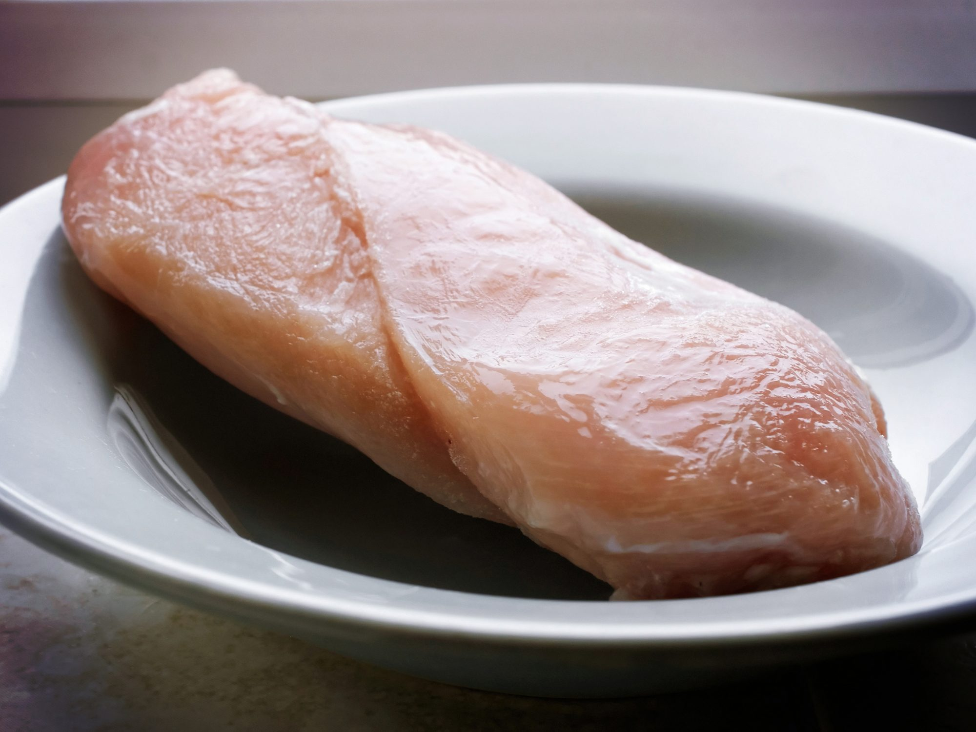 Frozen Chicken Breast Image