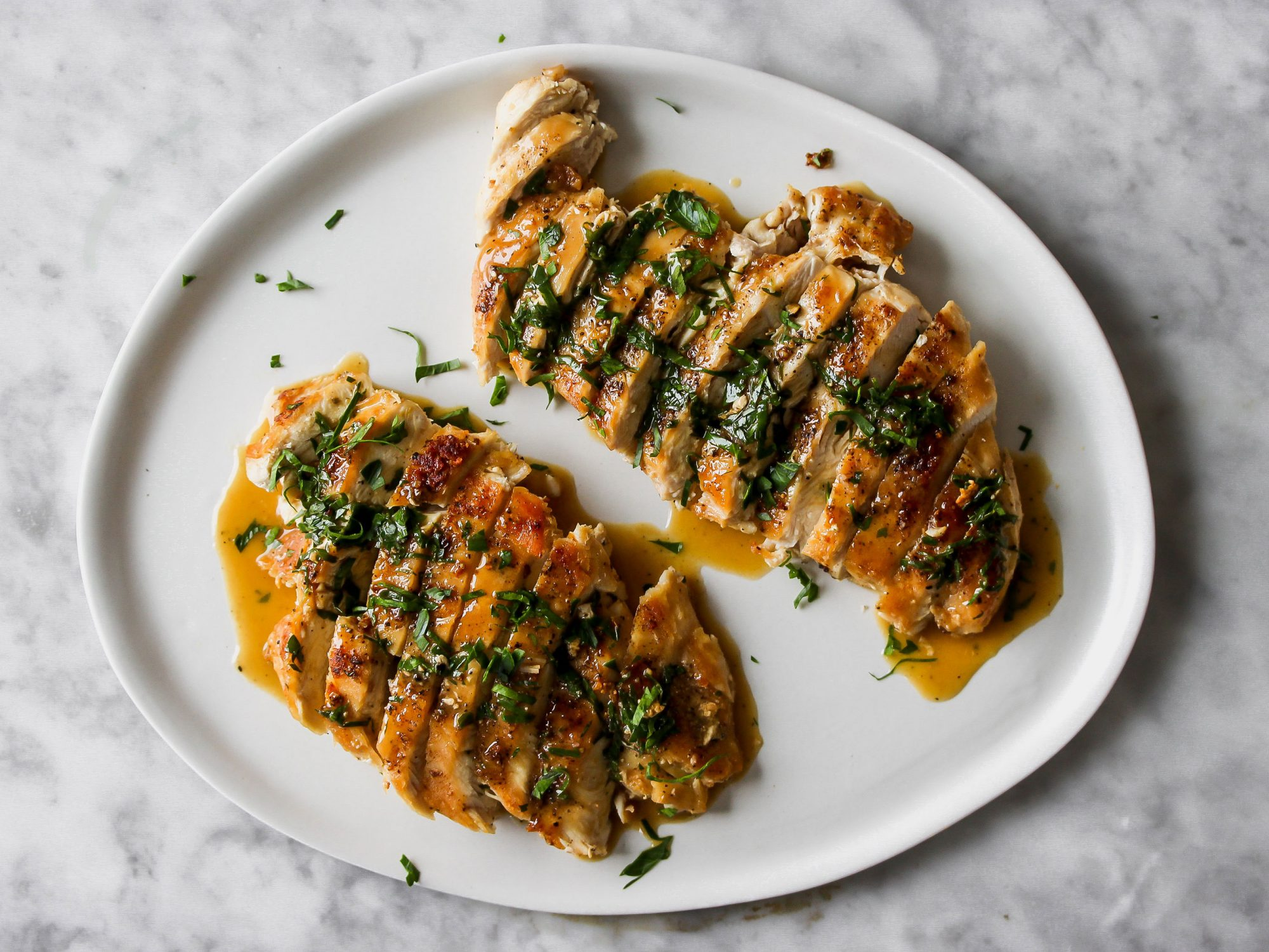 How to Slice Chicken Breasts