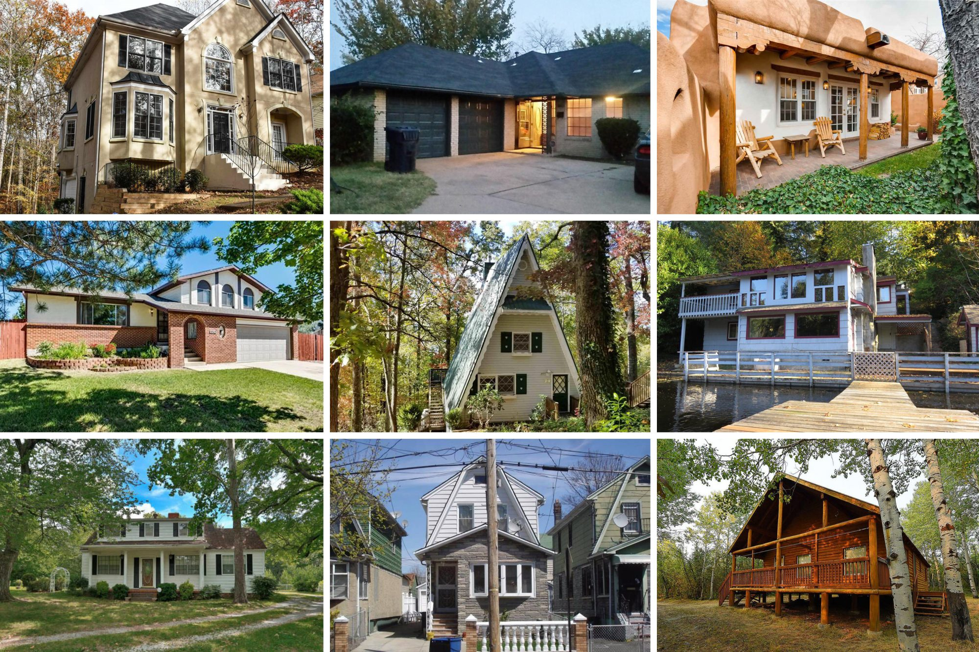 This Is the Hottest Real Estate Listing in Every State. Nearly All Have One Thing in Common