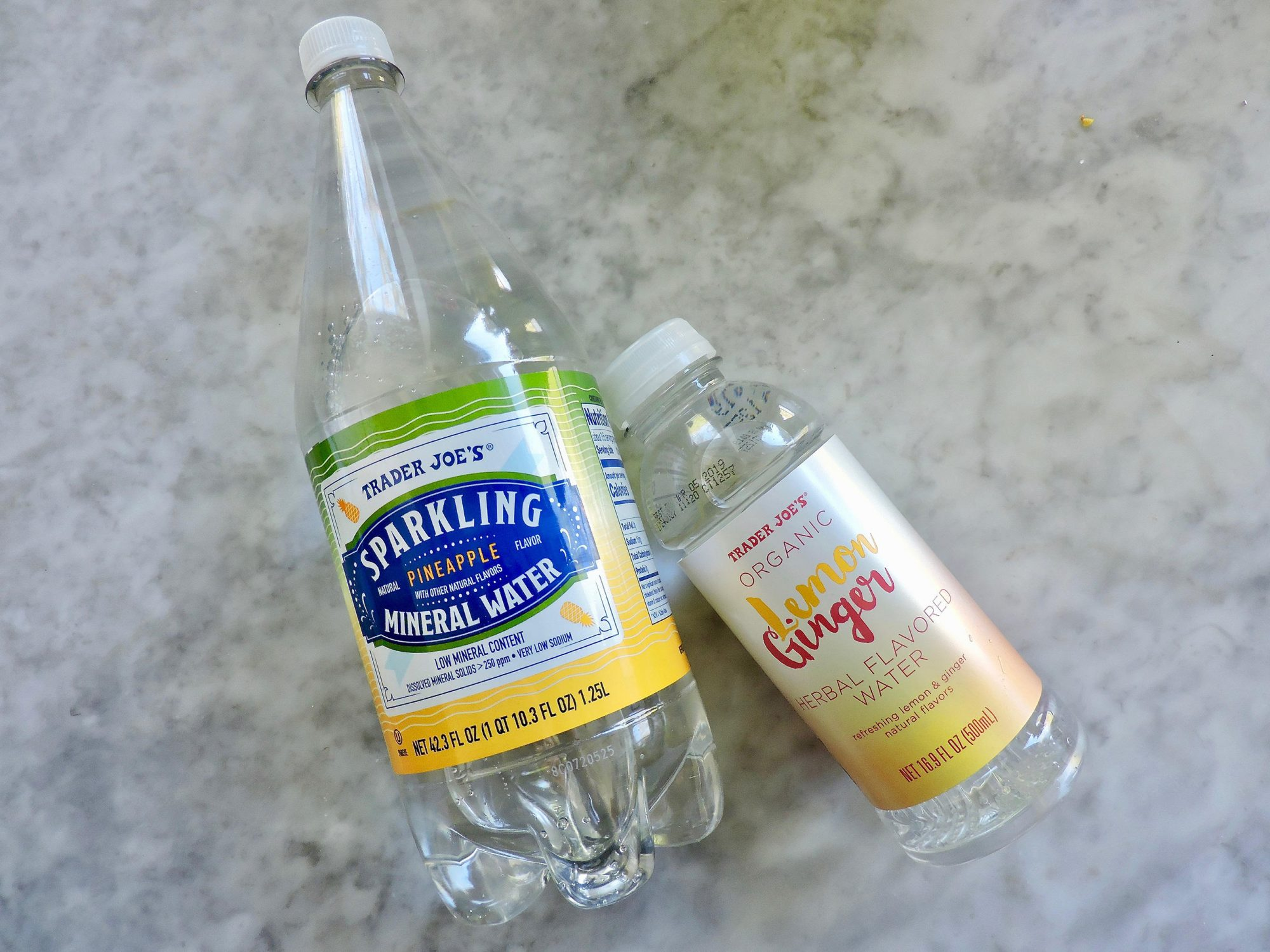 15 Nutritionist-Approved Trader Joe's Foods for $5 or Less 1804w-Trader-Joes-Sparkling-Water
