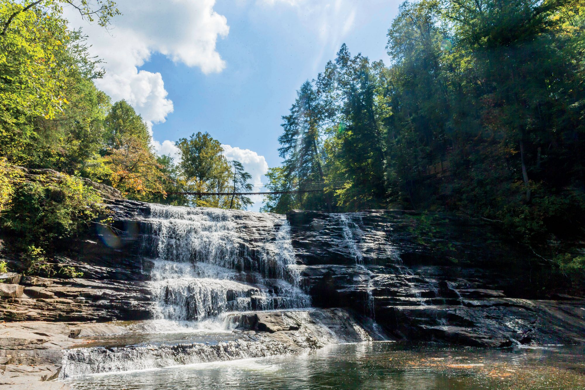 Fall Creek Falls State Park in Spencer, TN