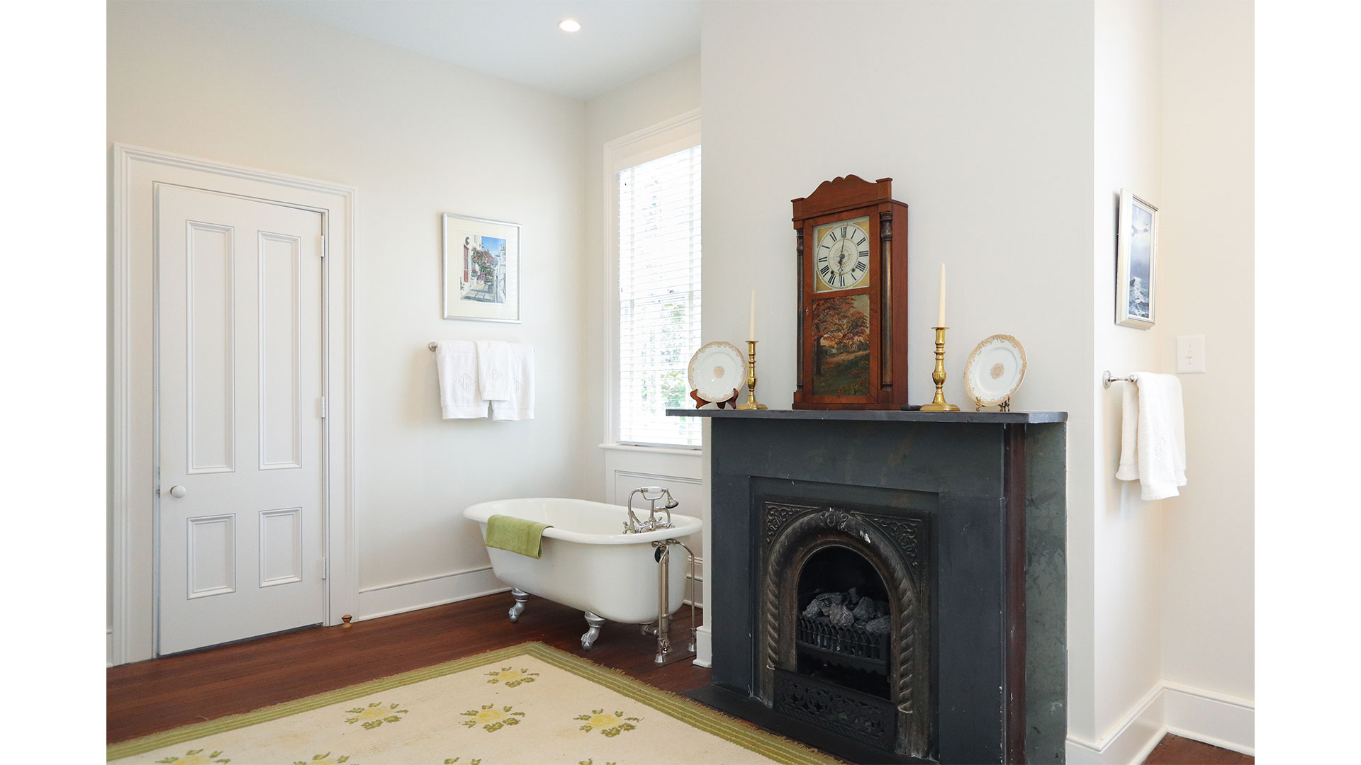 Southern Living 44 Battery Charleston Bathtub