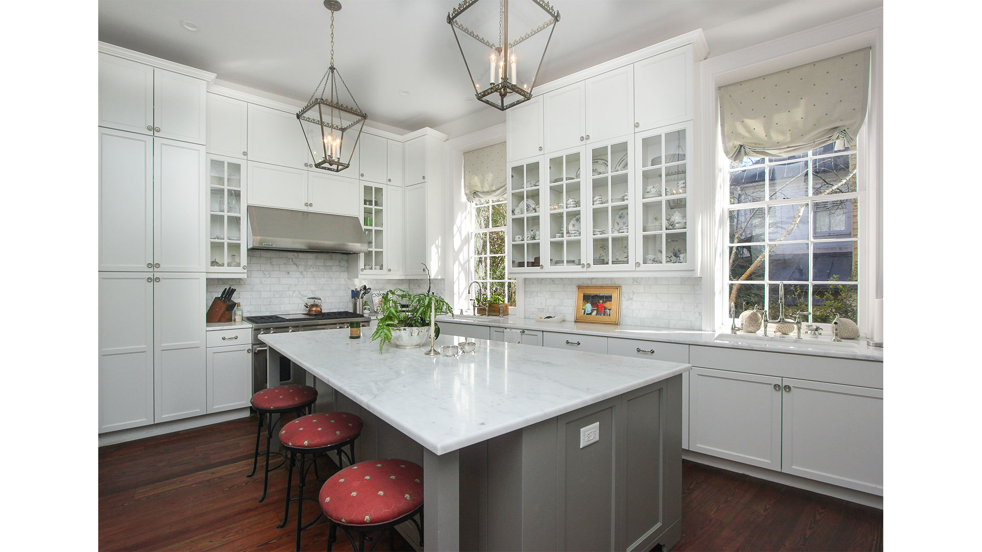 Southern Living 44 Battery Charleston Kitchen