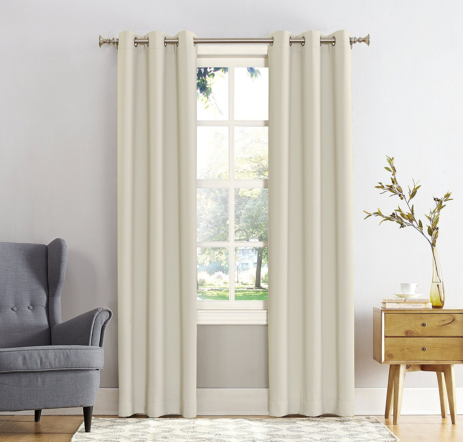 southern living blackout curtains - Blinds Vs Curtains