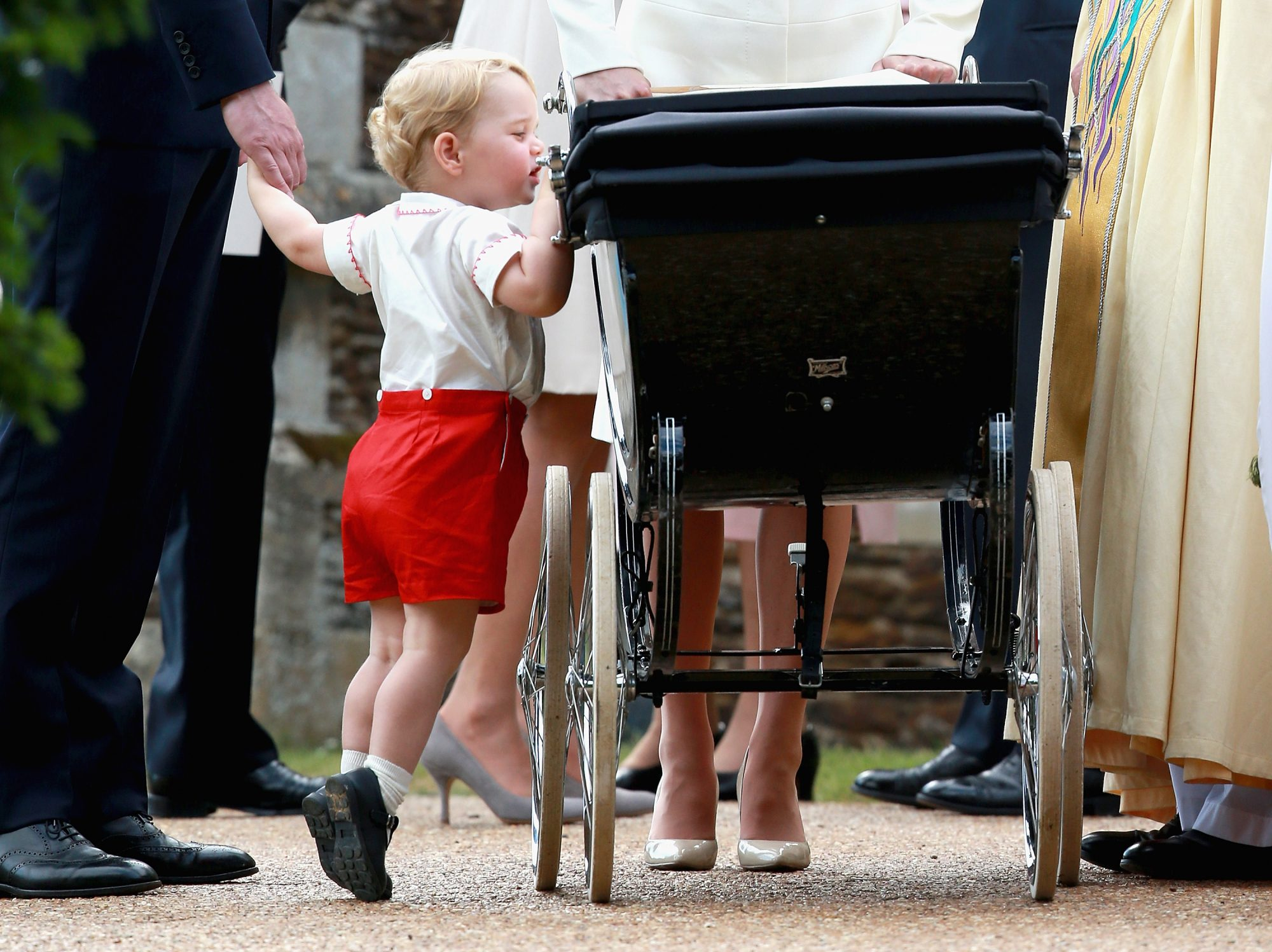 Royal Baby Carriage