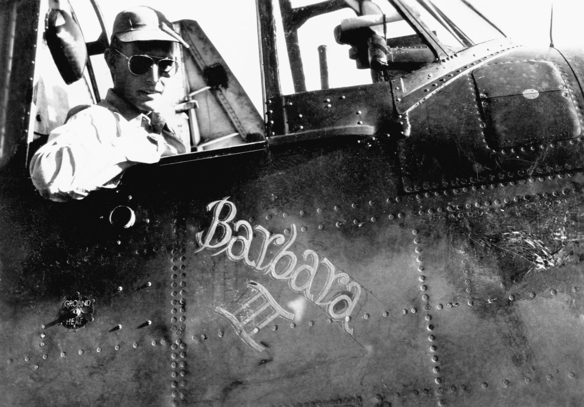 Southern Living George HW Bush WWII Pilot