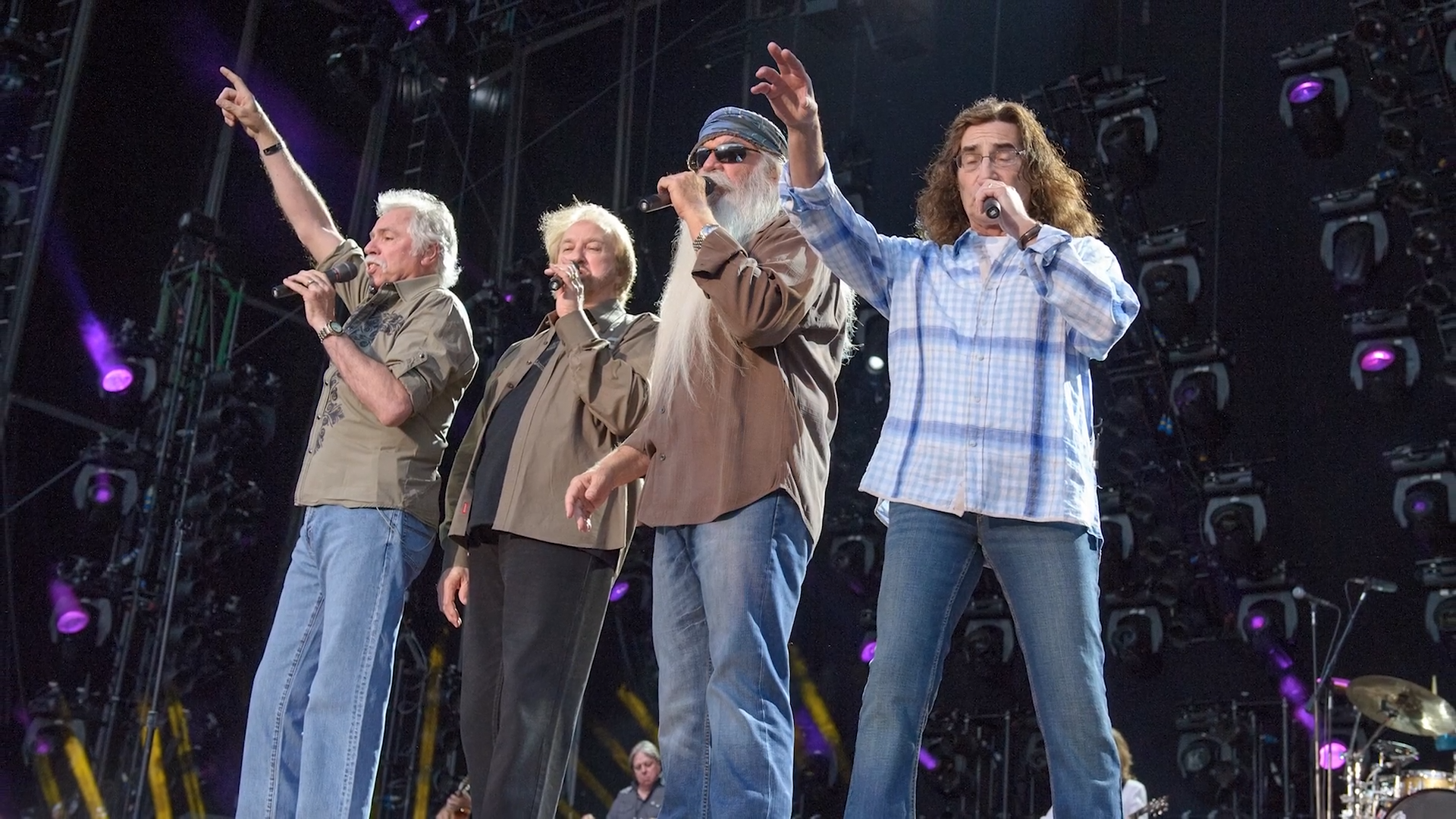 Oak Ridge Boys Music