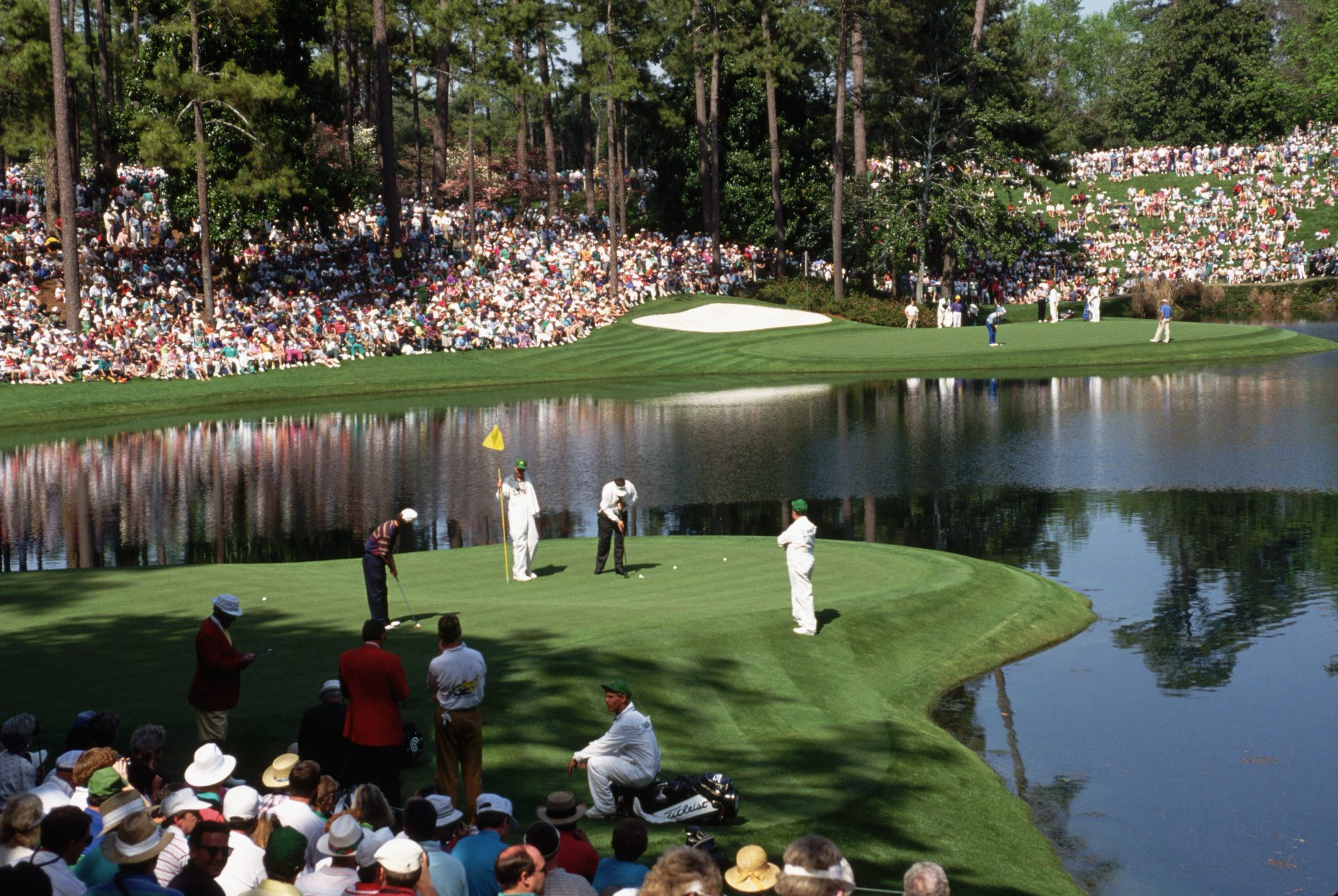 Augusta National Par 3 Masters Tournament