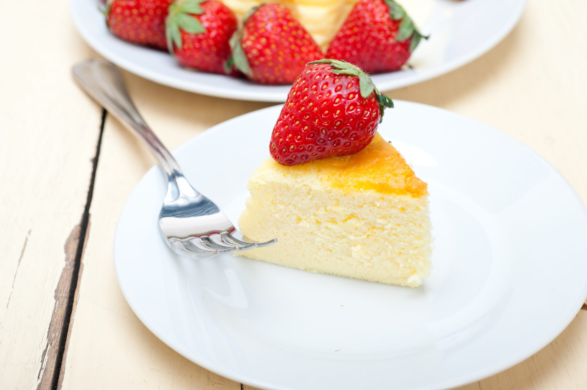easy three ingredient cheesecake