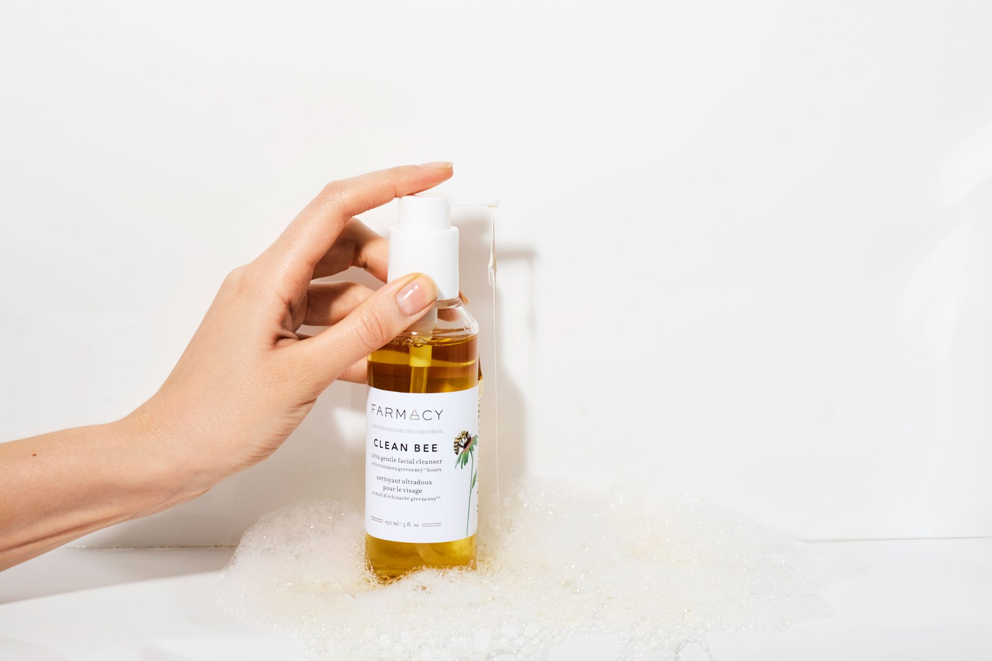 Farmacy Clean Bee Cleanser