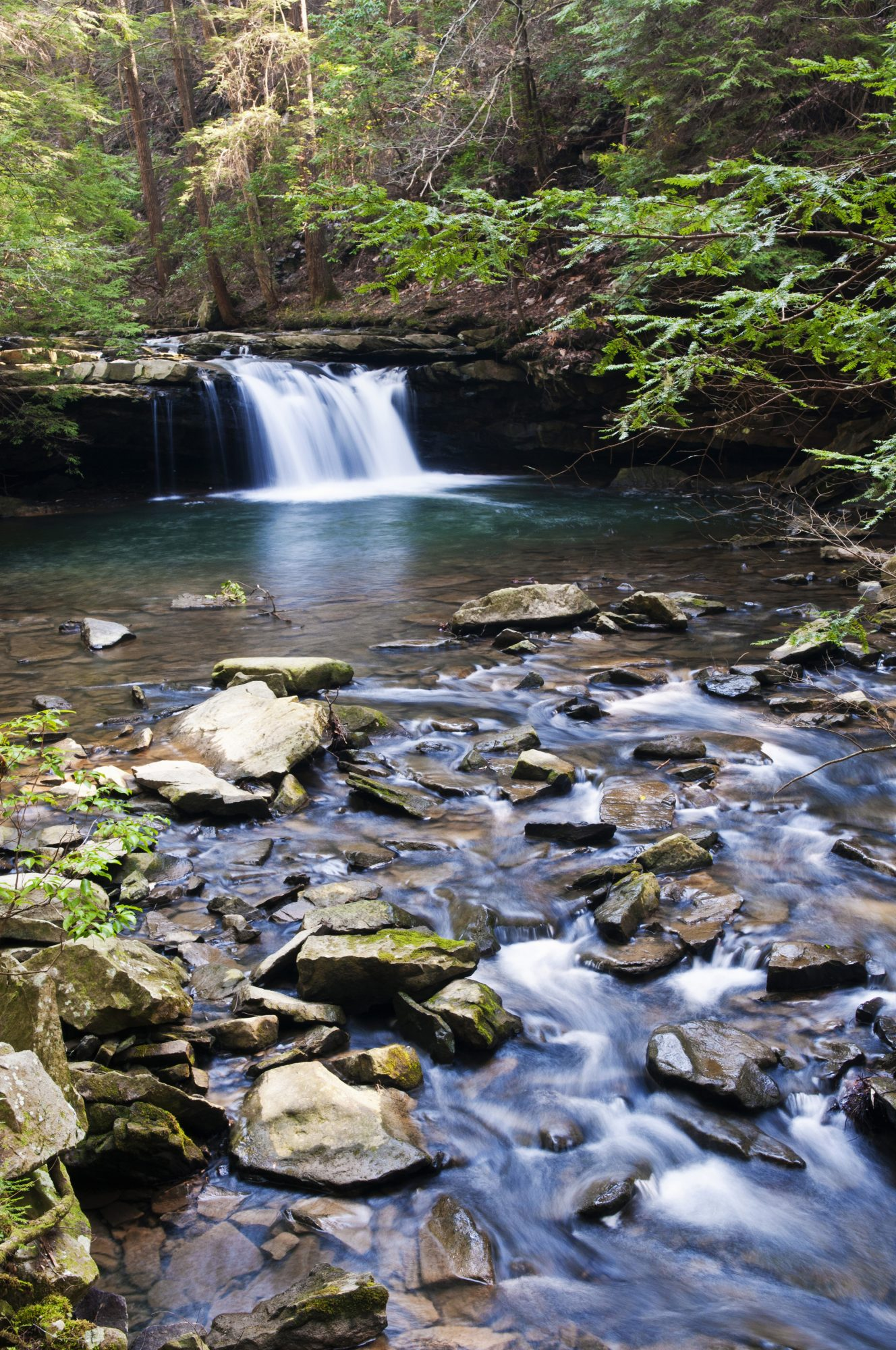 South Cumberland State Park in Monteagle, TN