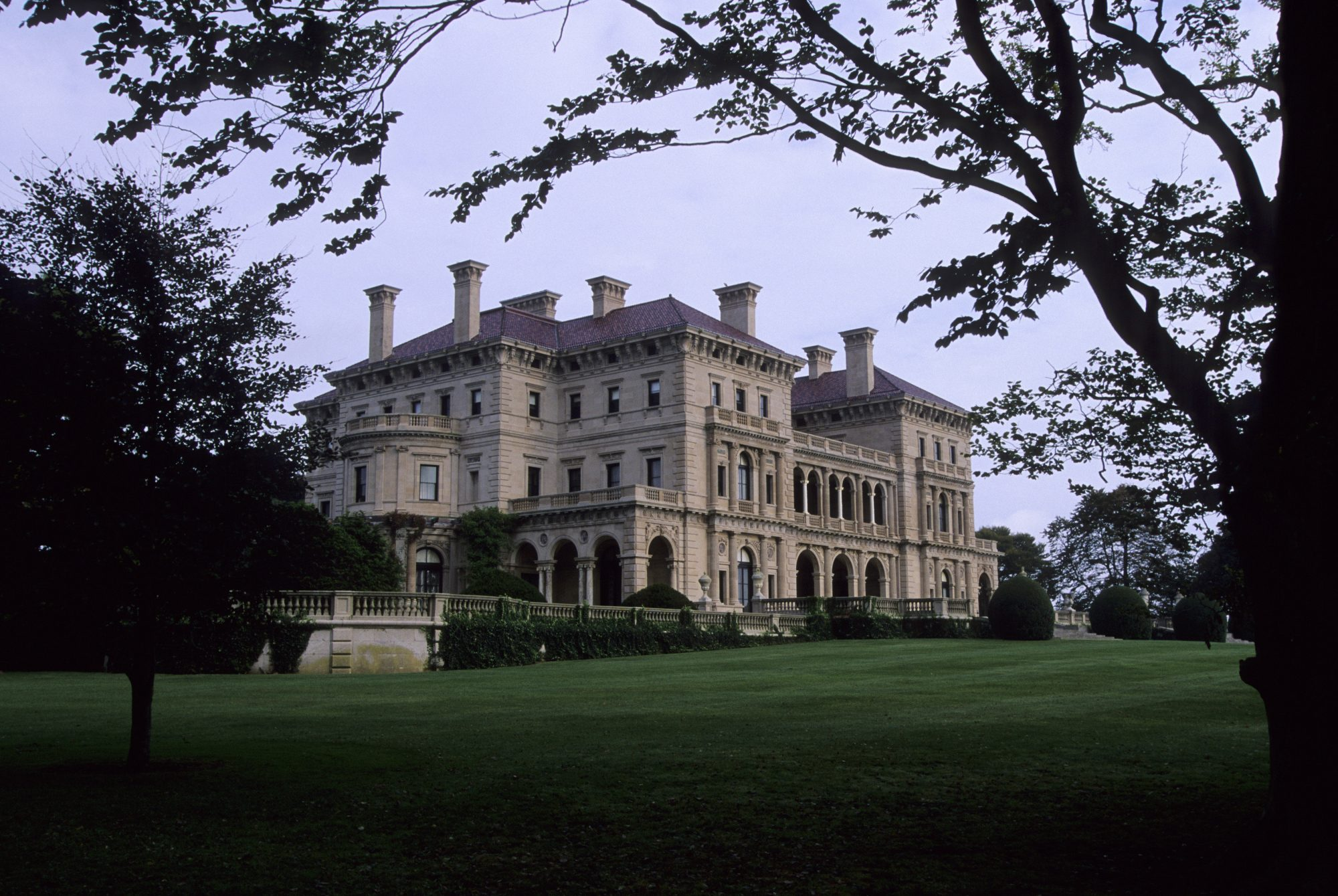 Southern Living The Breakers Newport Rhode Island