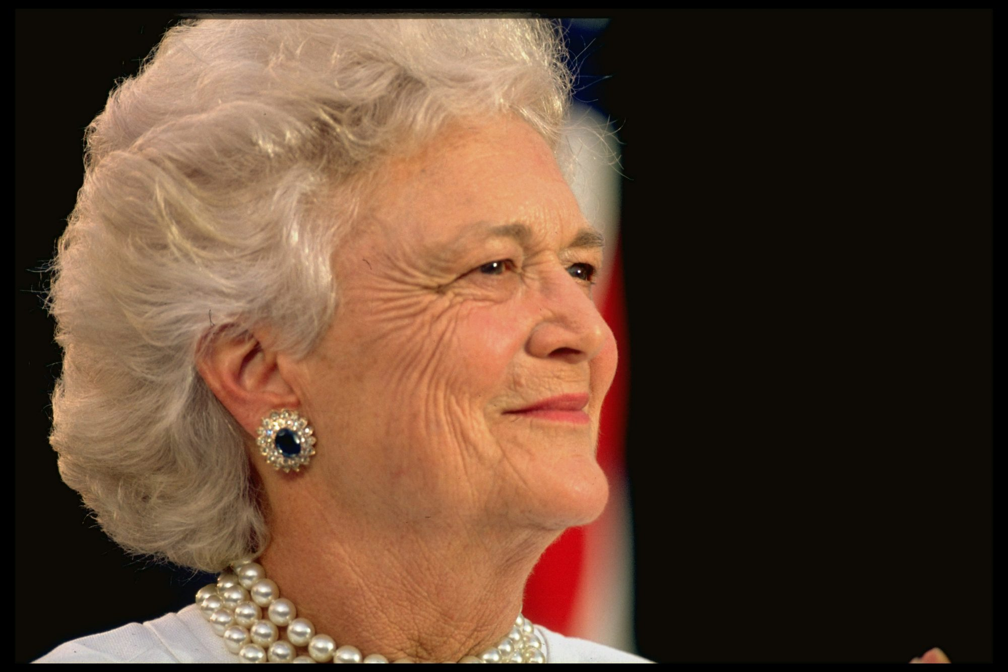 Southern Living Barbara Bush Death Reactions