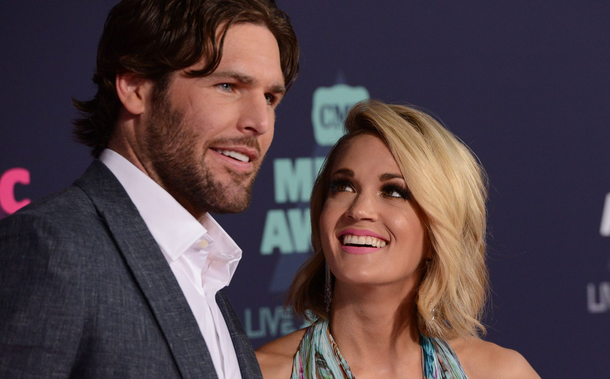 Southern Living Carrie Underwood and Mike Fisher NHL Retirement
