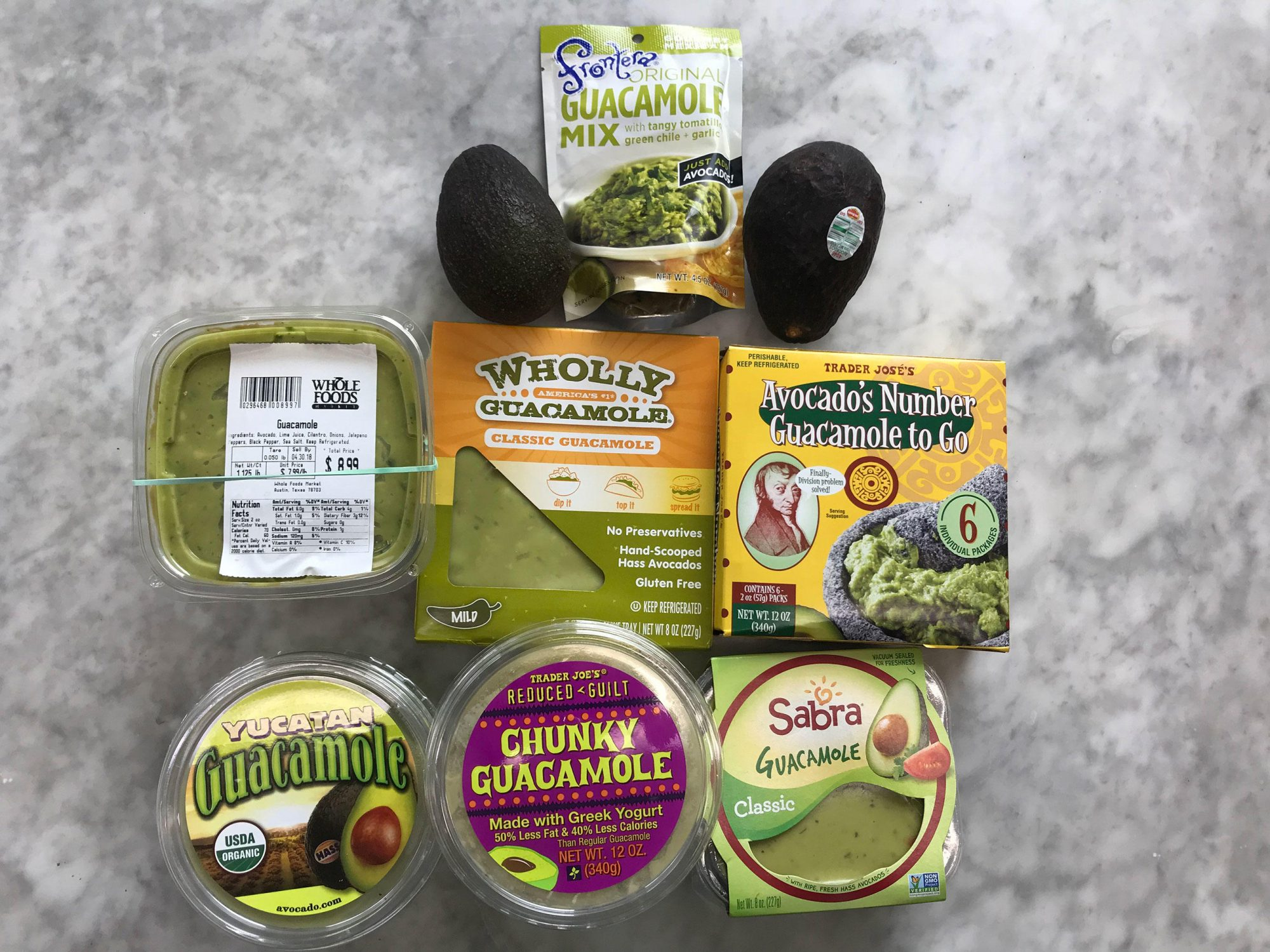 We Tried 7 Guacamole Brands and This Was Our Favorite guacamole