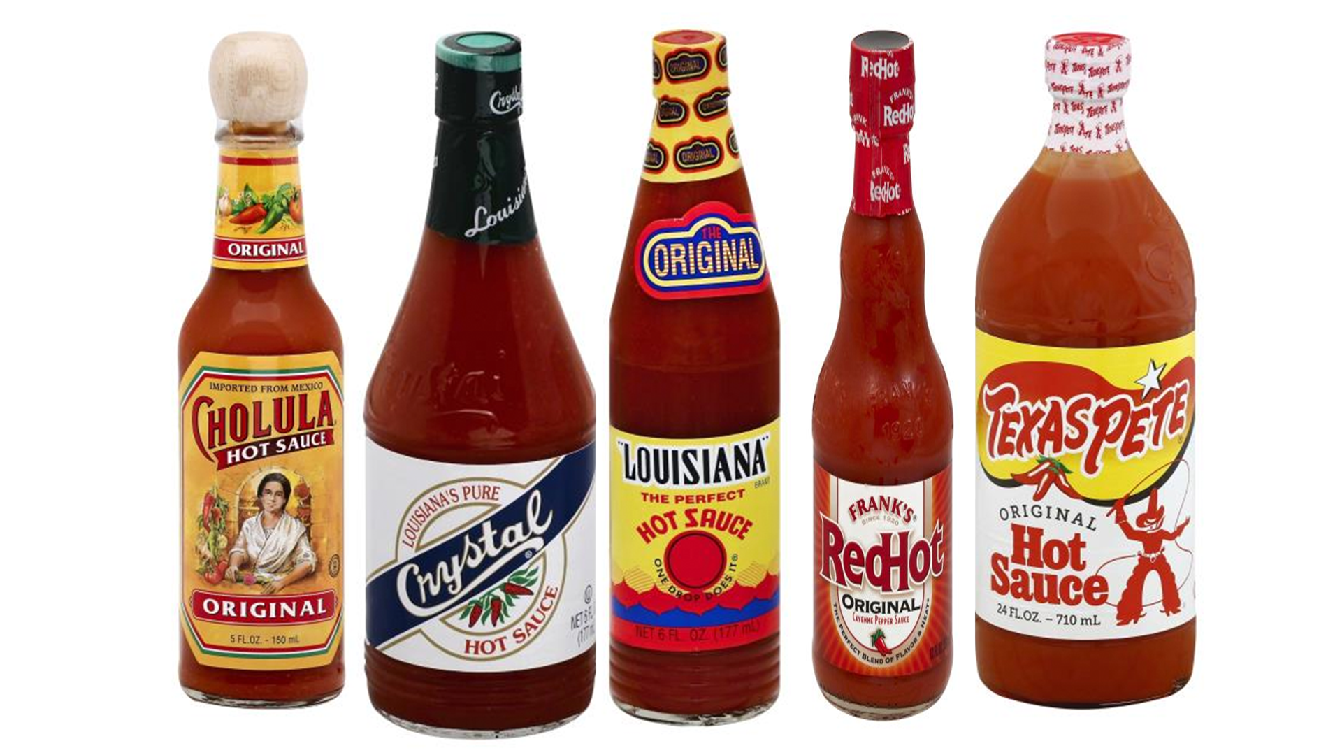We Blind Taste-Tested 5 Popular Hot Sauces, And This Was Our Favorite