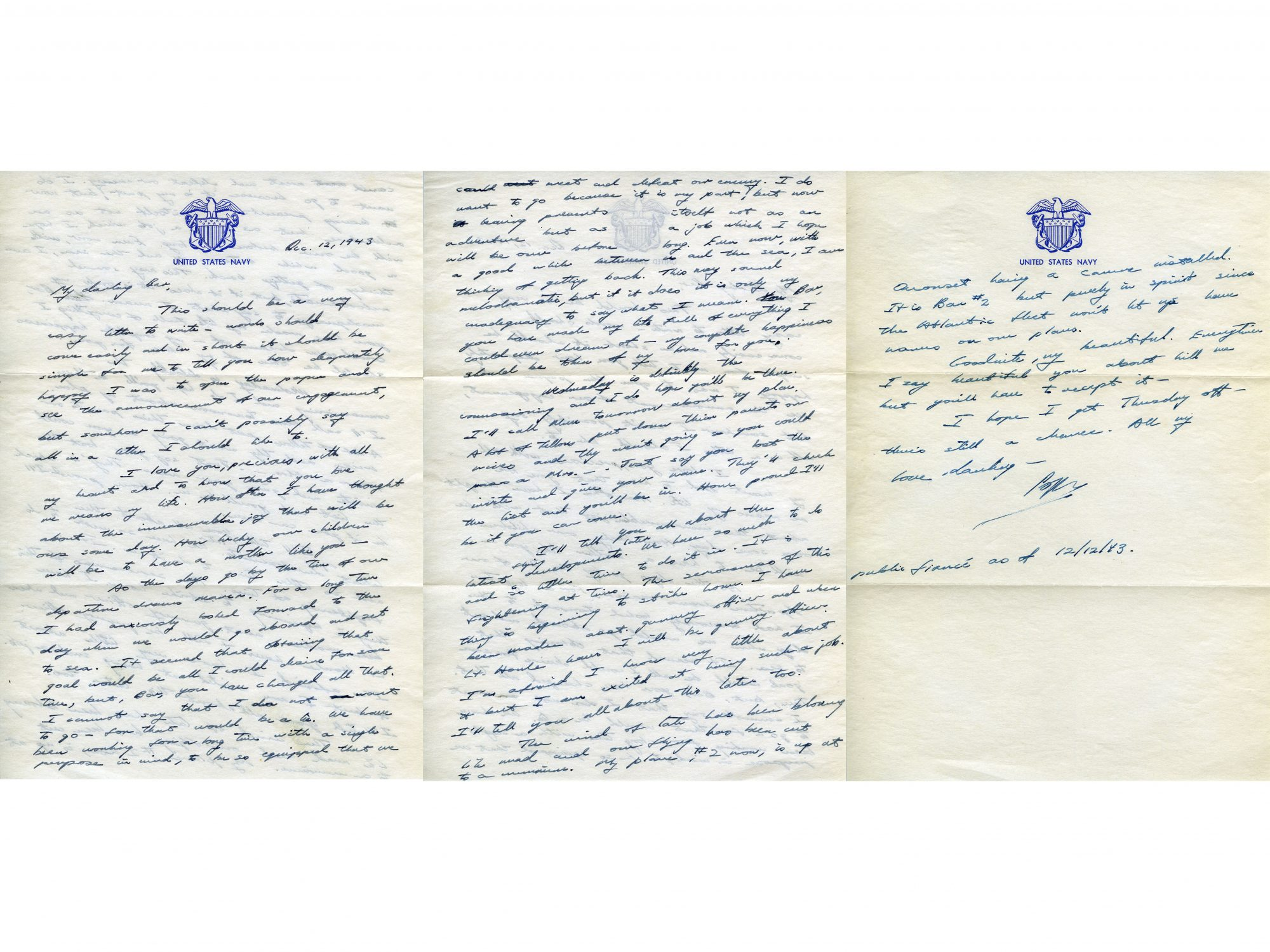 Southern Living George HW Bush Love Letters