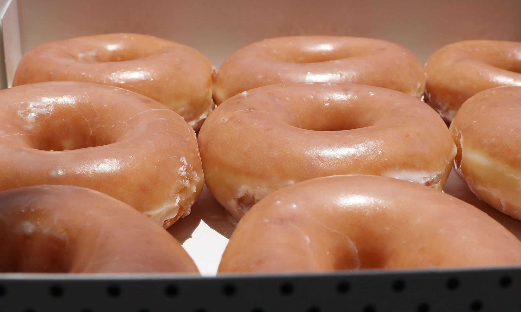 Krispy Kreme Wants You to Vote for the Next Glazed Doughnut Flavor