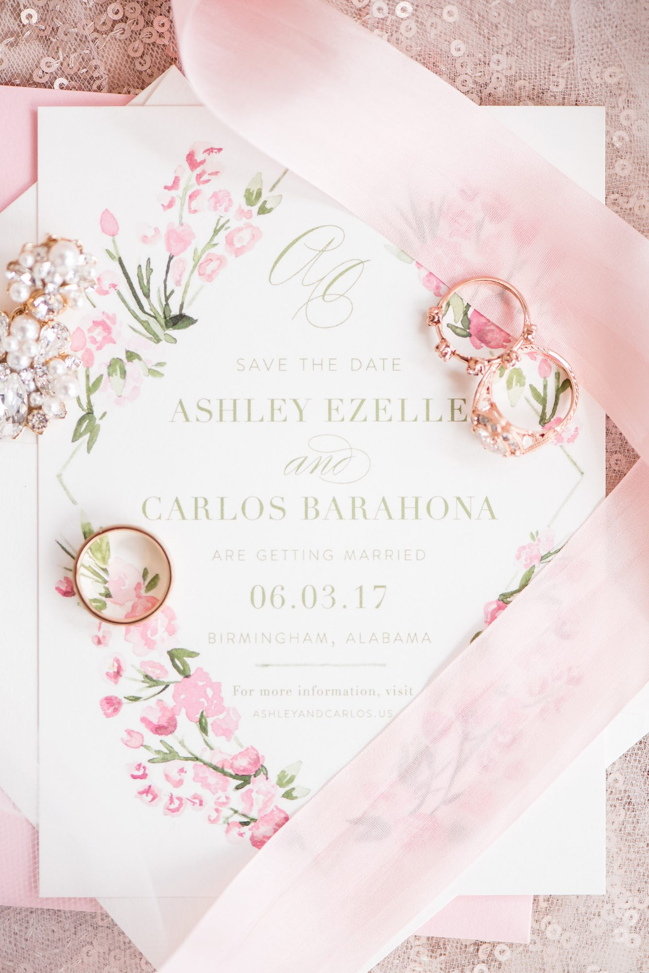 Save the Date Design Ideas