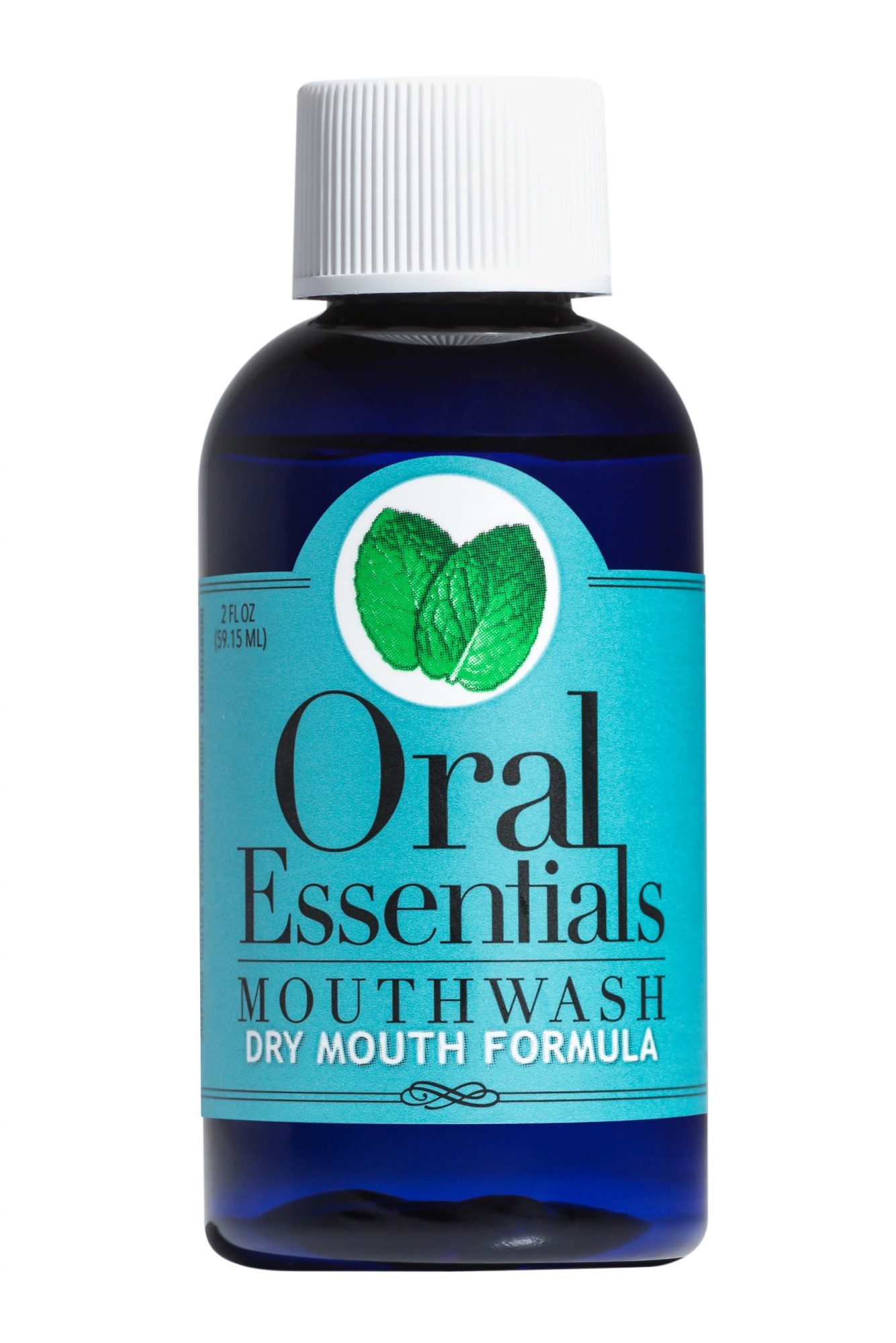 Oral Essentials Hydrating Travel Size Mouthwash