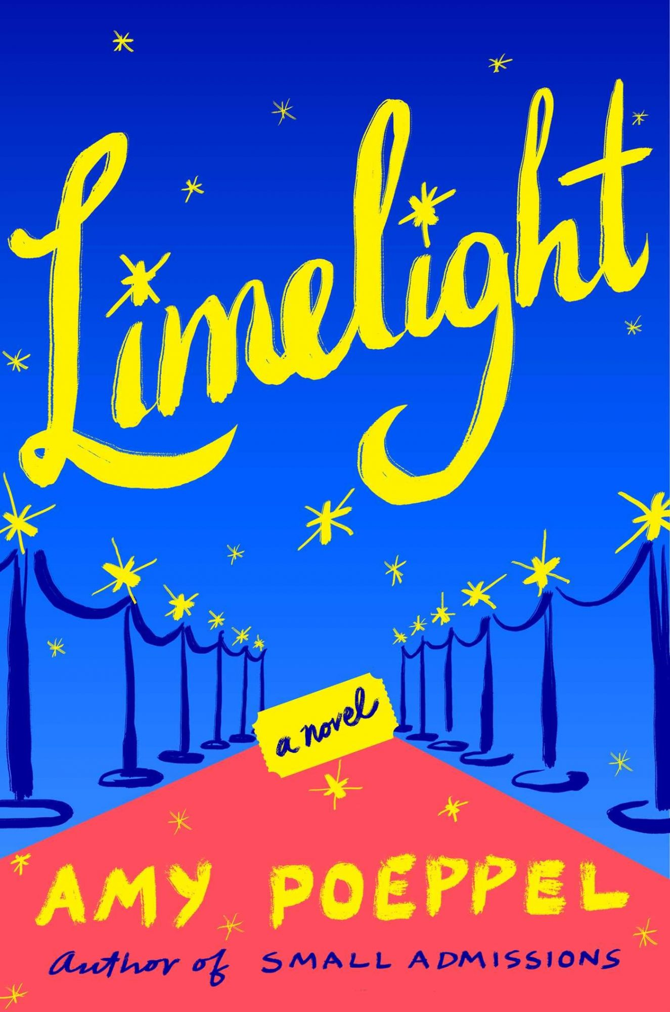 Limelight by Amy Poeppel