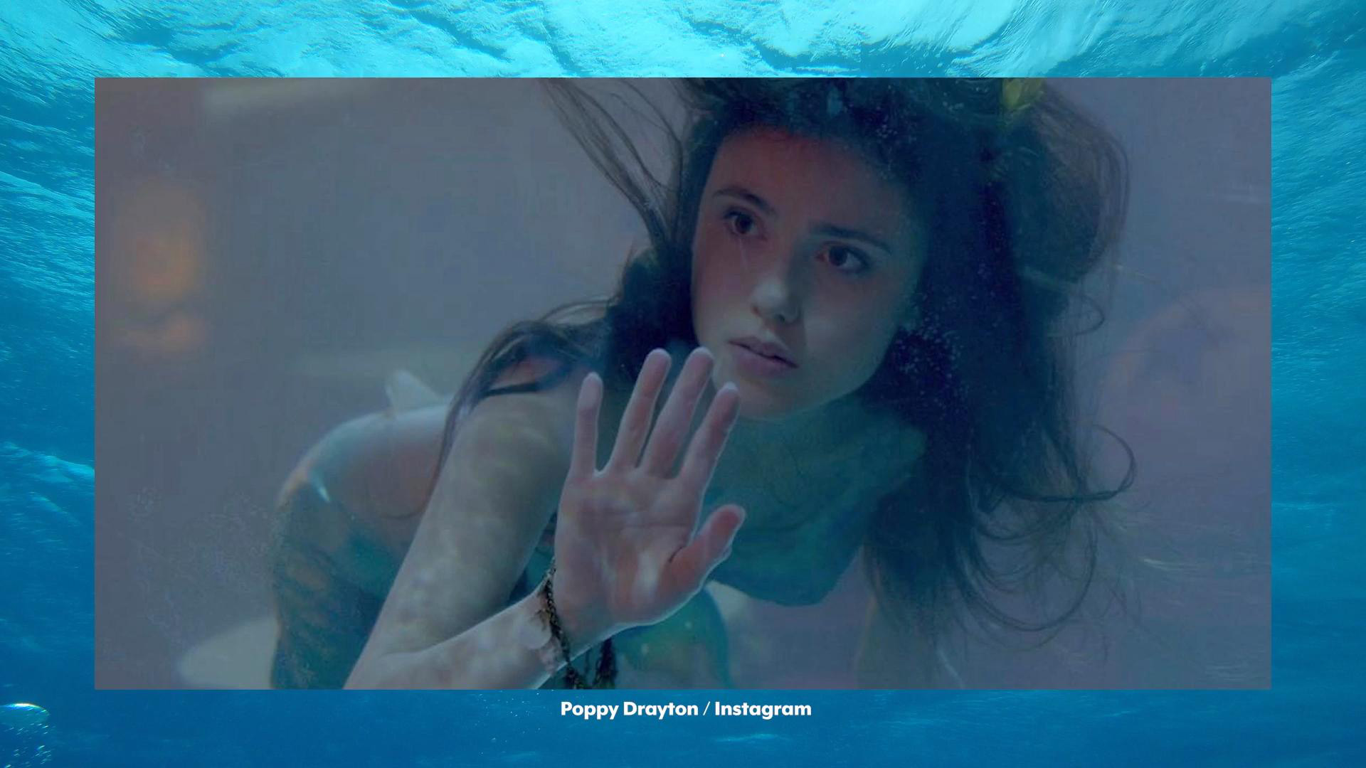 Poppy Drayton Mermaid