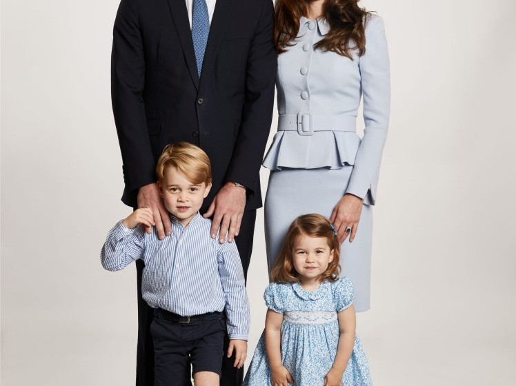 Why Princess Charlotte Just Made History With the Arrival of Her New Royal Sibling pri_634944961